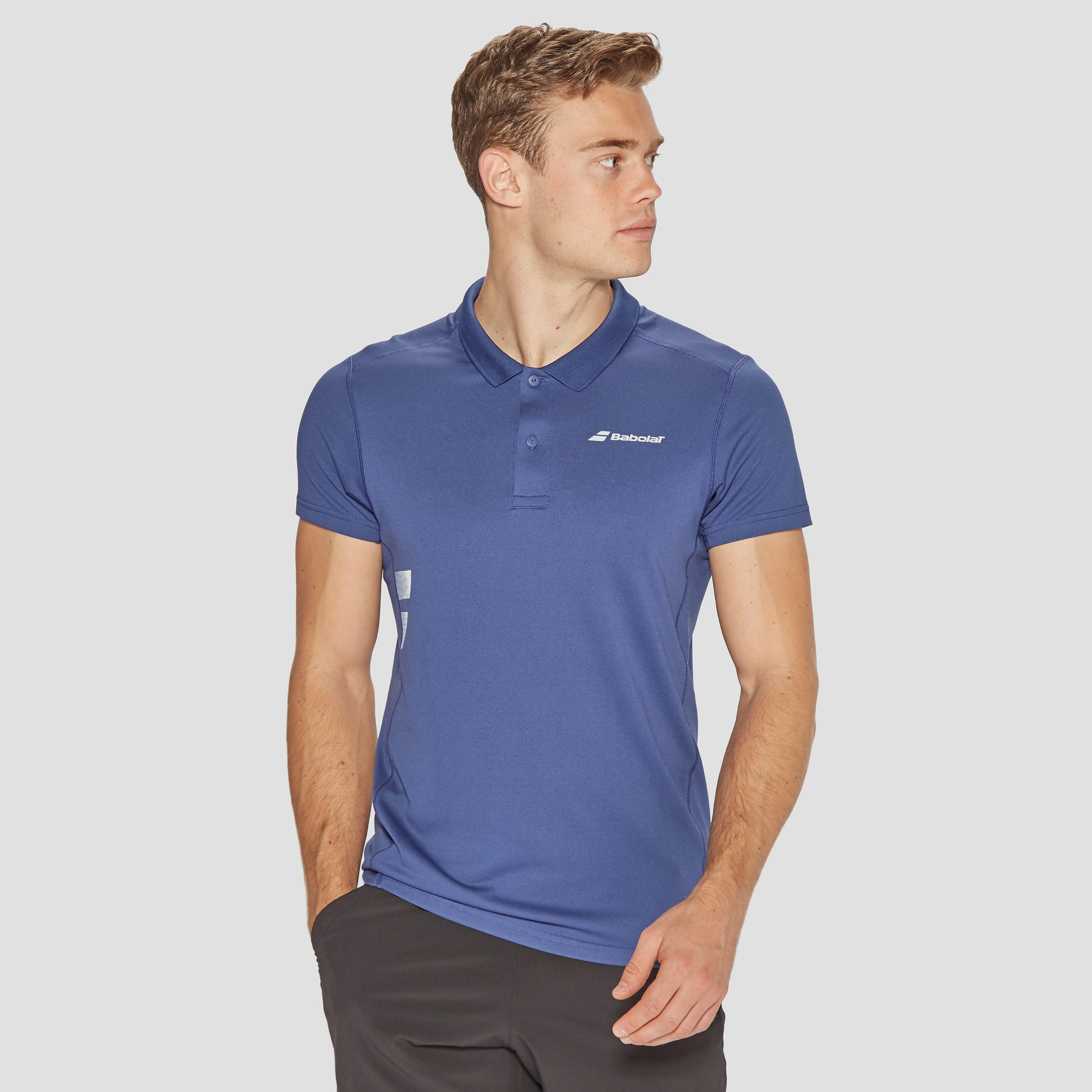 Babolat Core Poly Pique Men's Polo Shirt