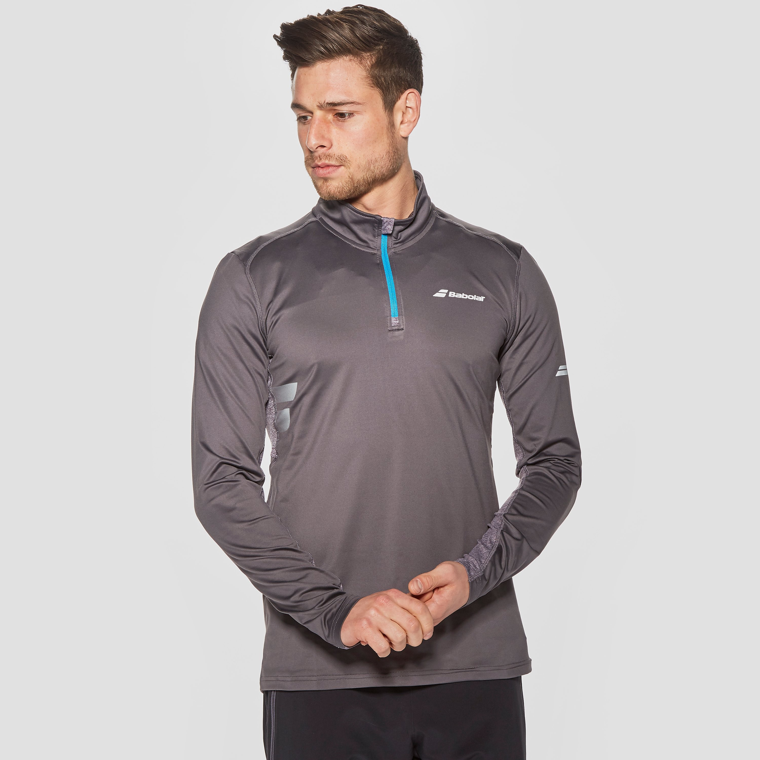 Babolat Core 1/2 Zip Men's Tennis Top