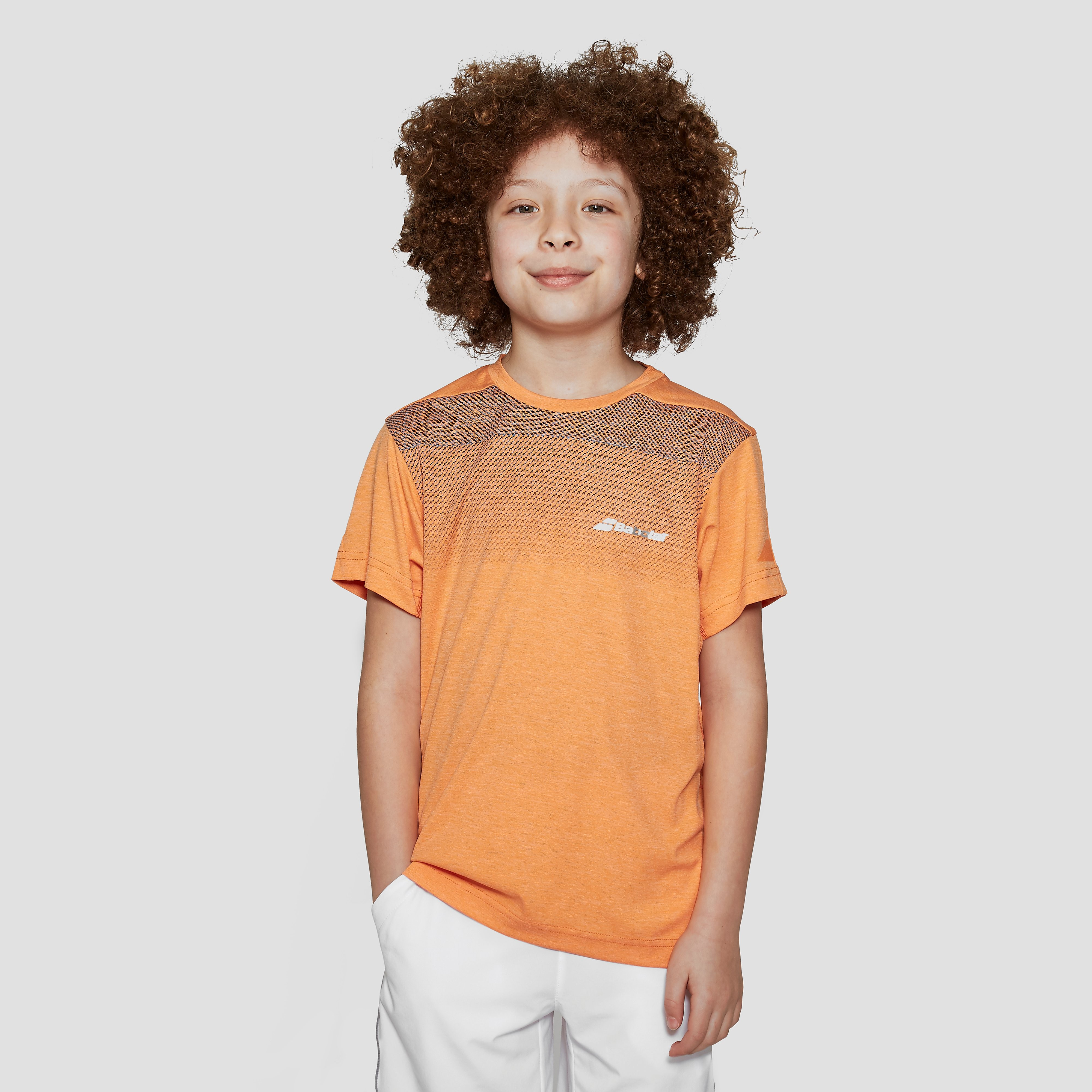 Babolat Performance Crew Neck Junior Tennis T-shirt