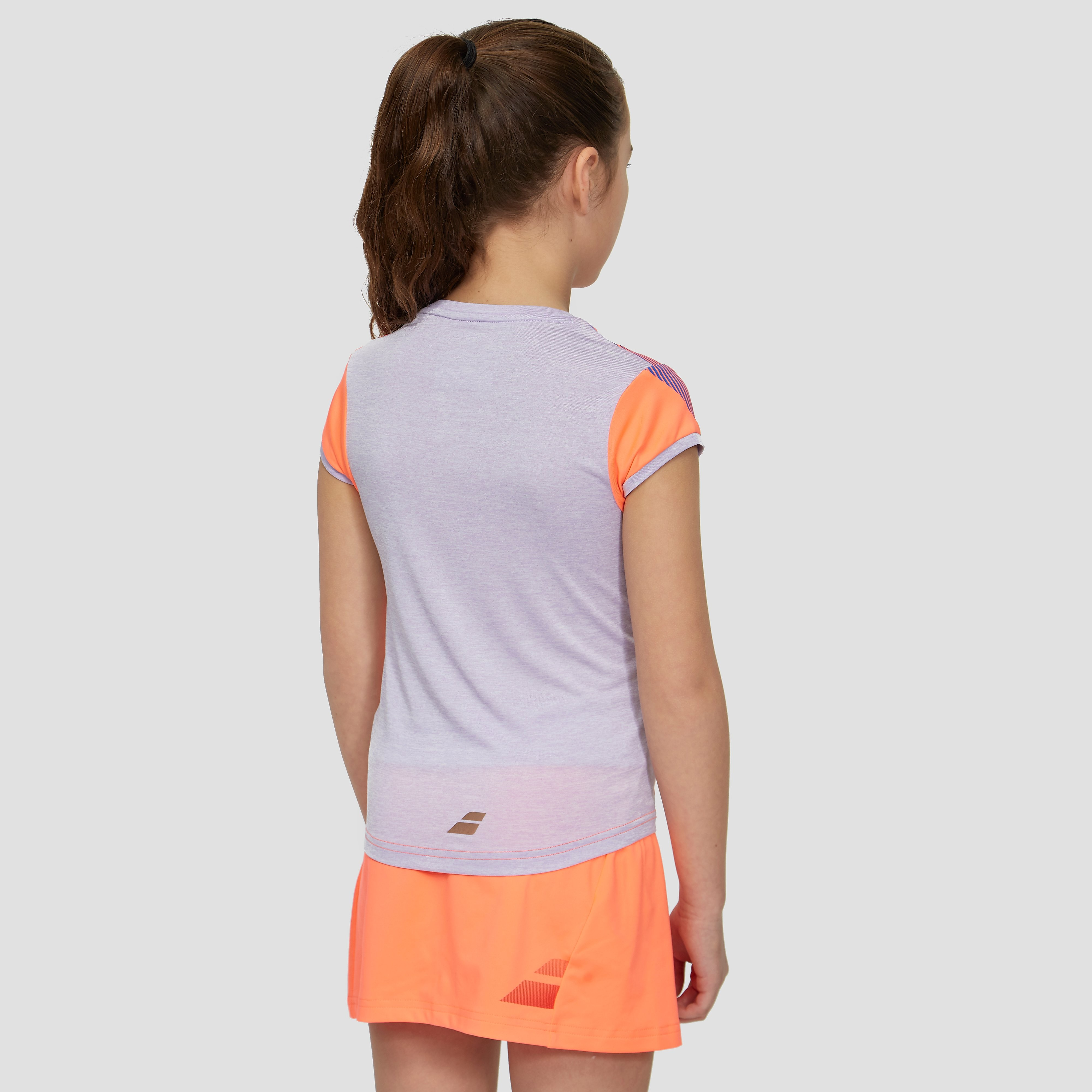 Babolat Cap Sleeve Junior Tennis Top