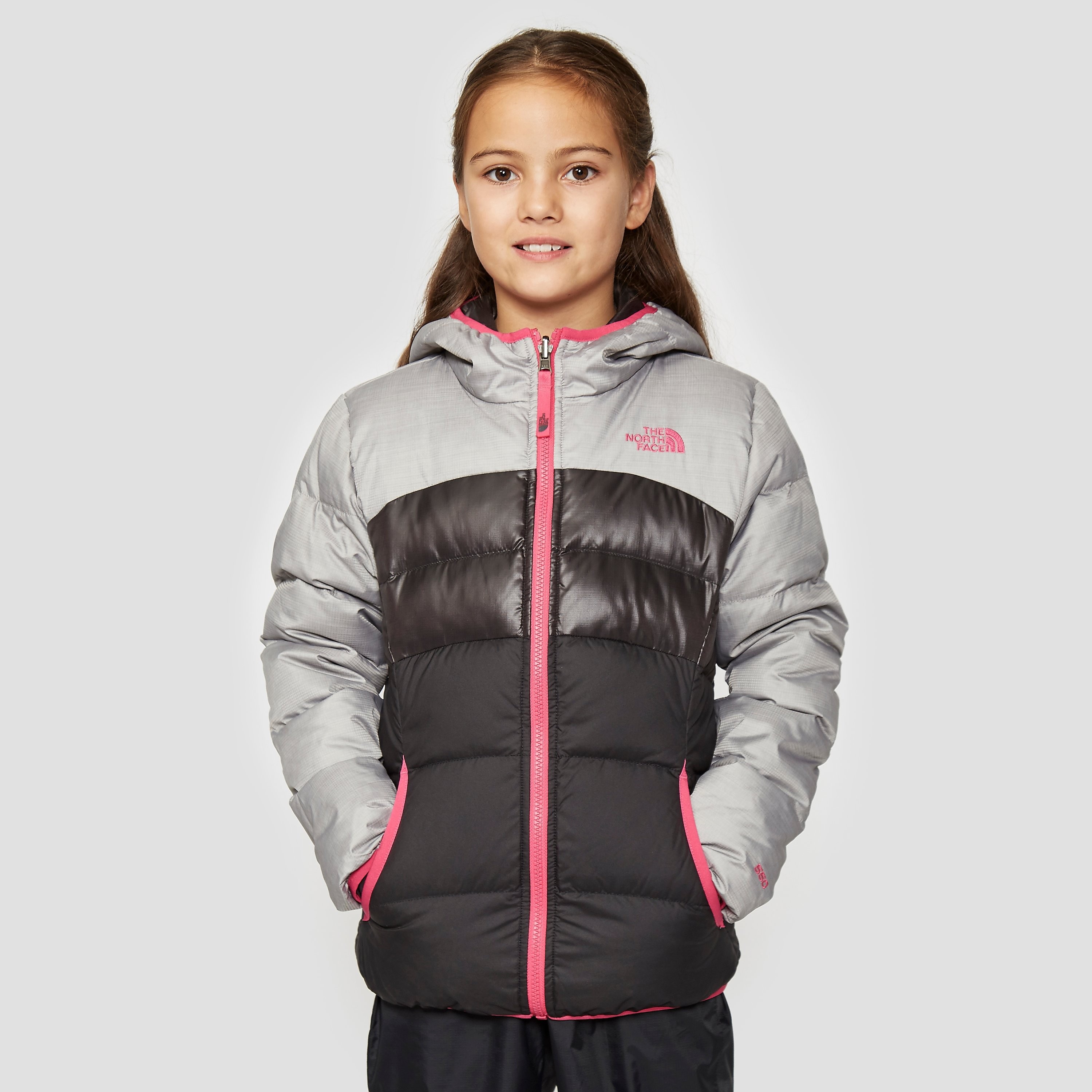 The north face Girl's Reversible Jacket