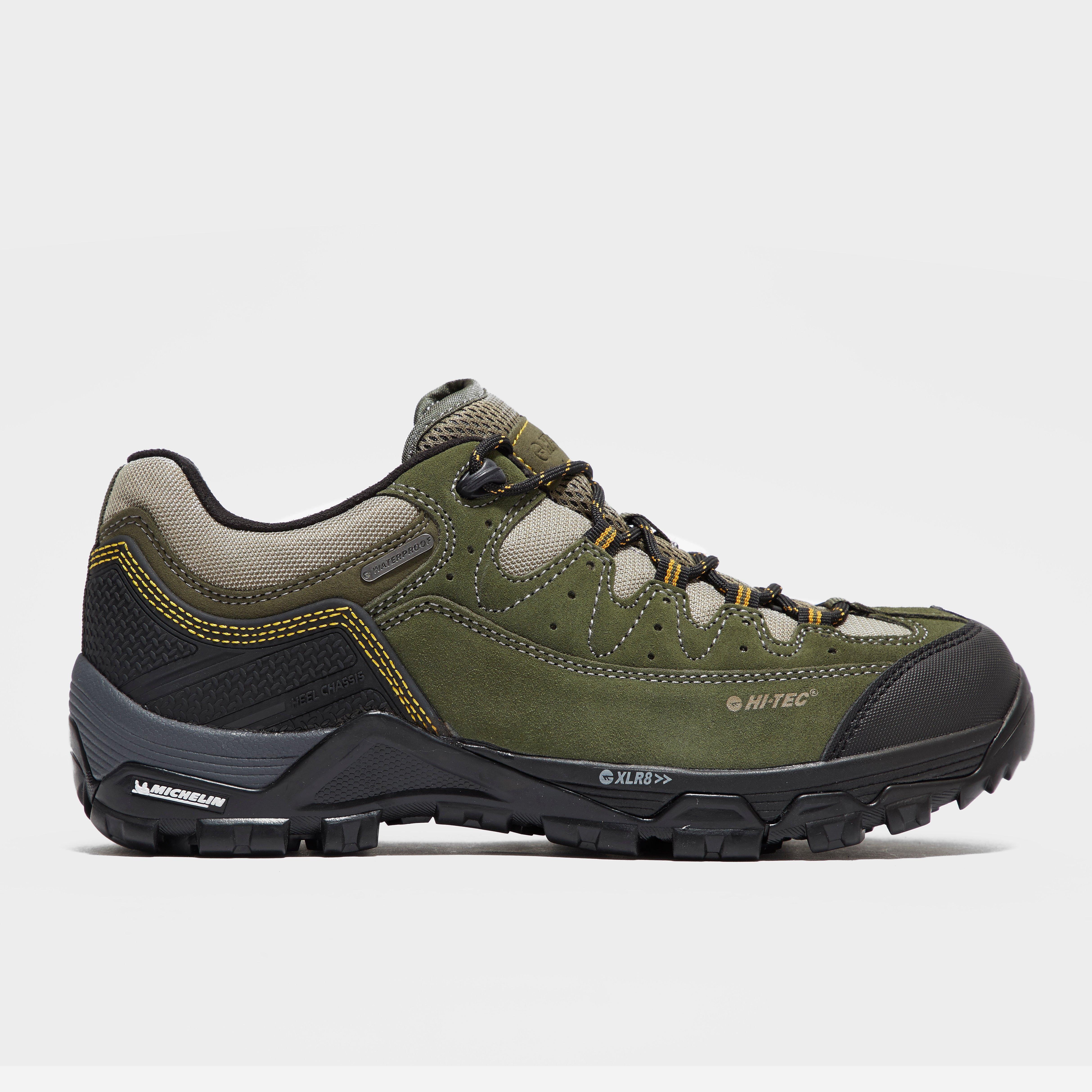 Hi Tec Ox Belmont Low Waterproof Men's Walking Shoes