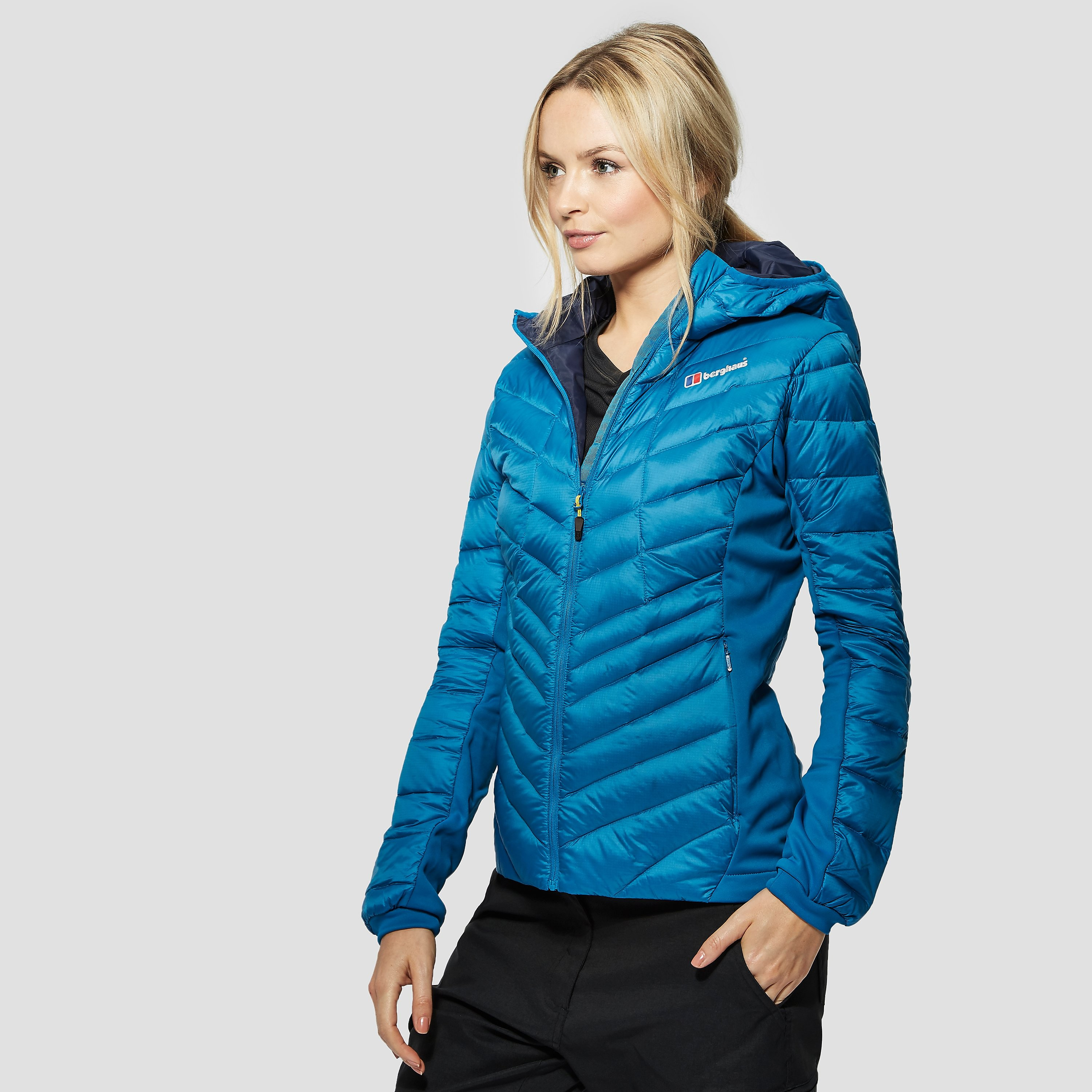 Berghaus Scafell Stretch HydroDown Women's Jacket