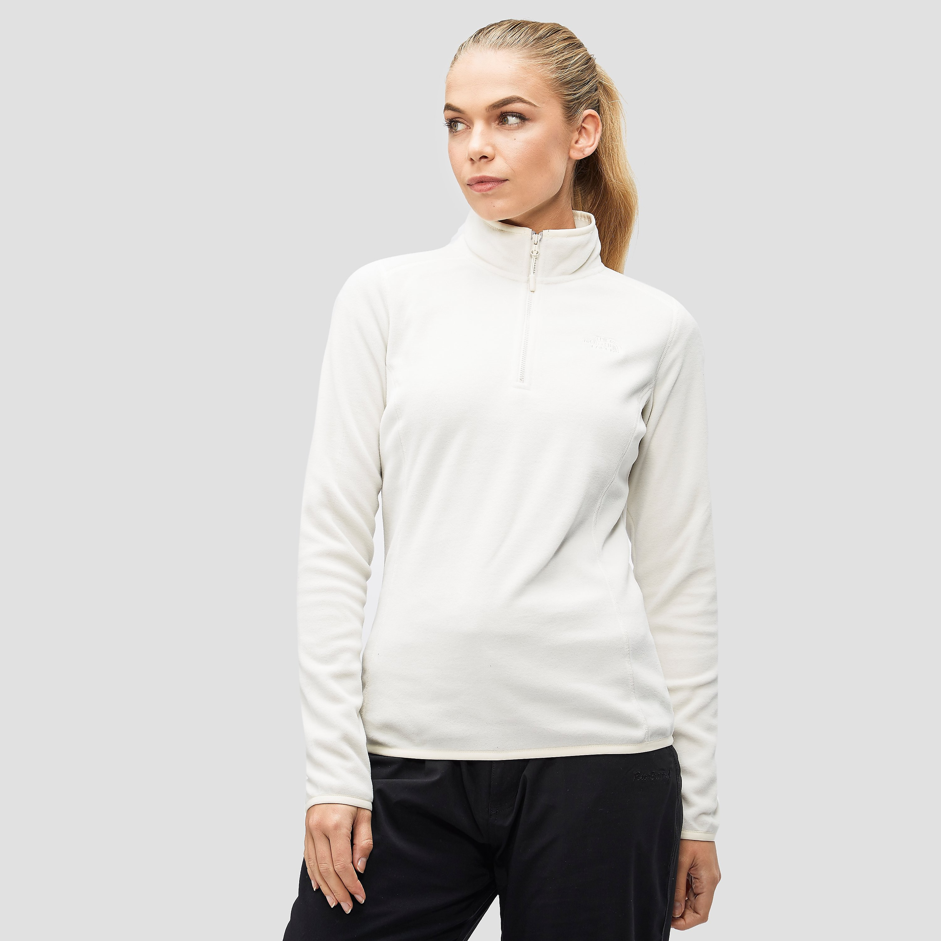 The North Face Women's Glacier 1/4 Zip Fleece