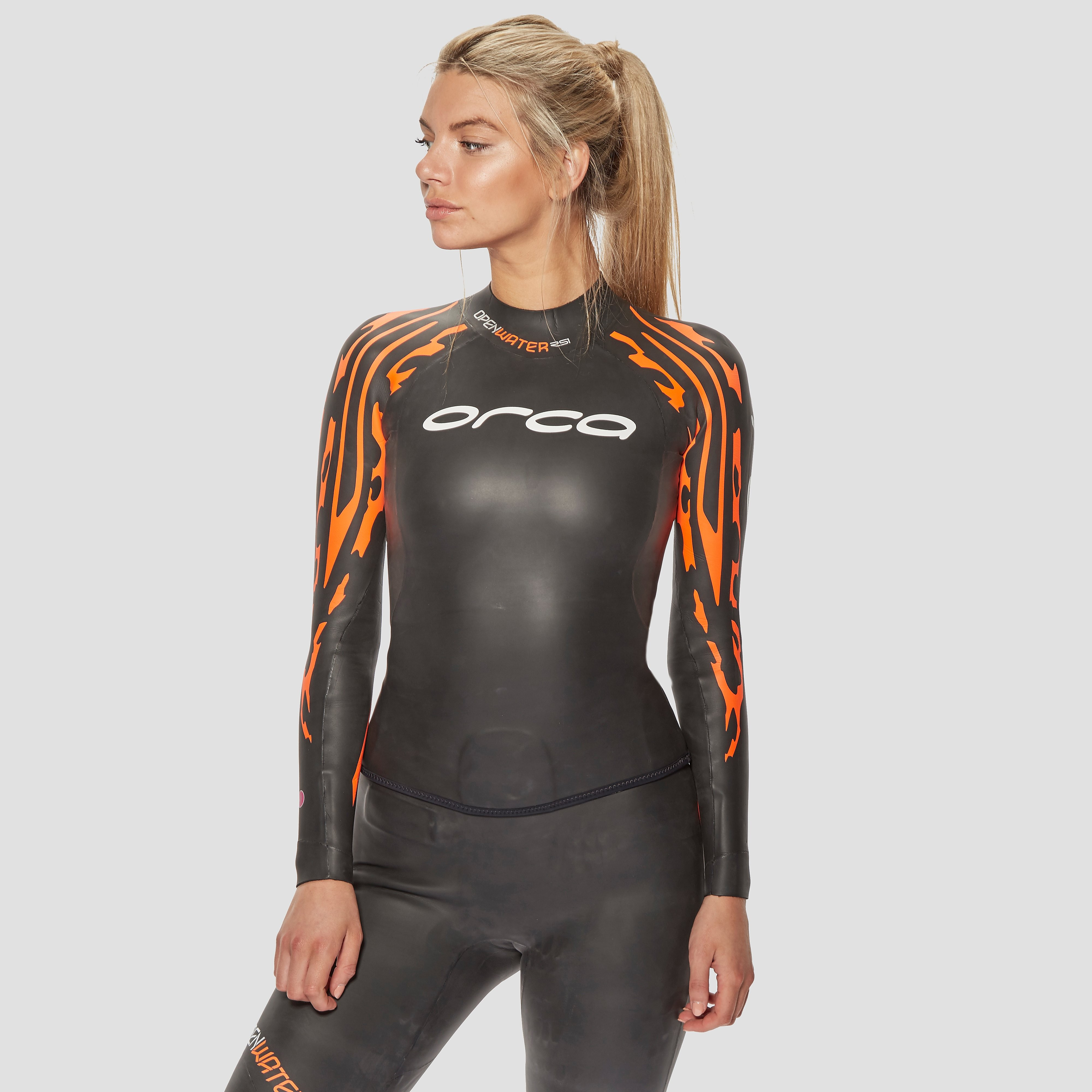 Orca RS1 Openwater Women's Wetsuit Top