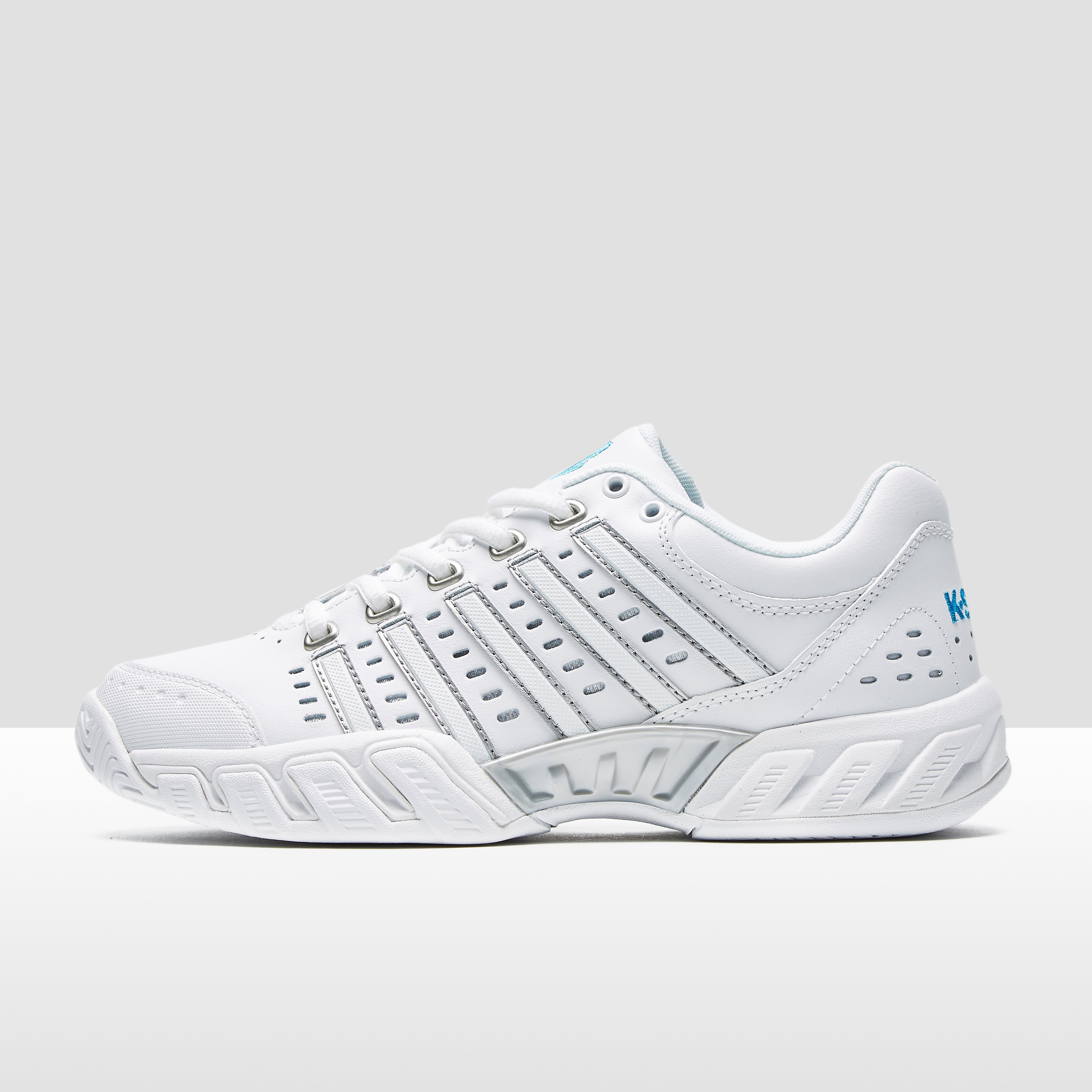 K-Swiss Big Shot Light Leather Women's Tennis Shoes
