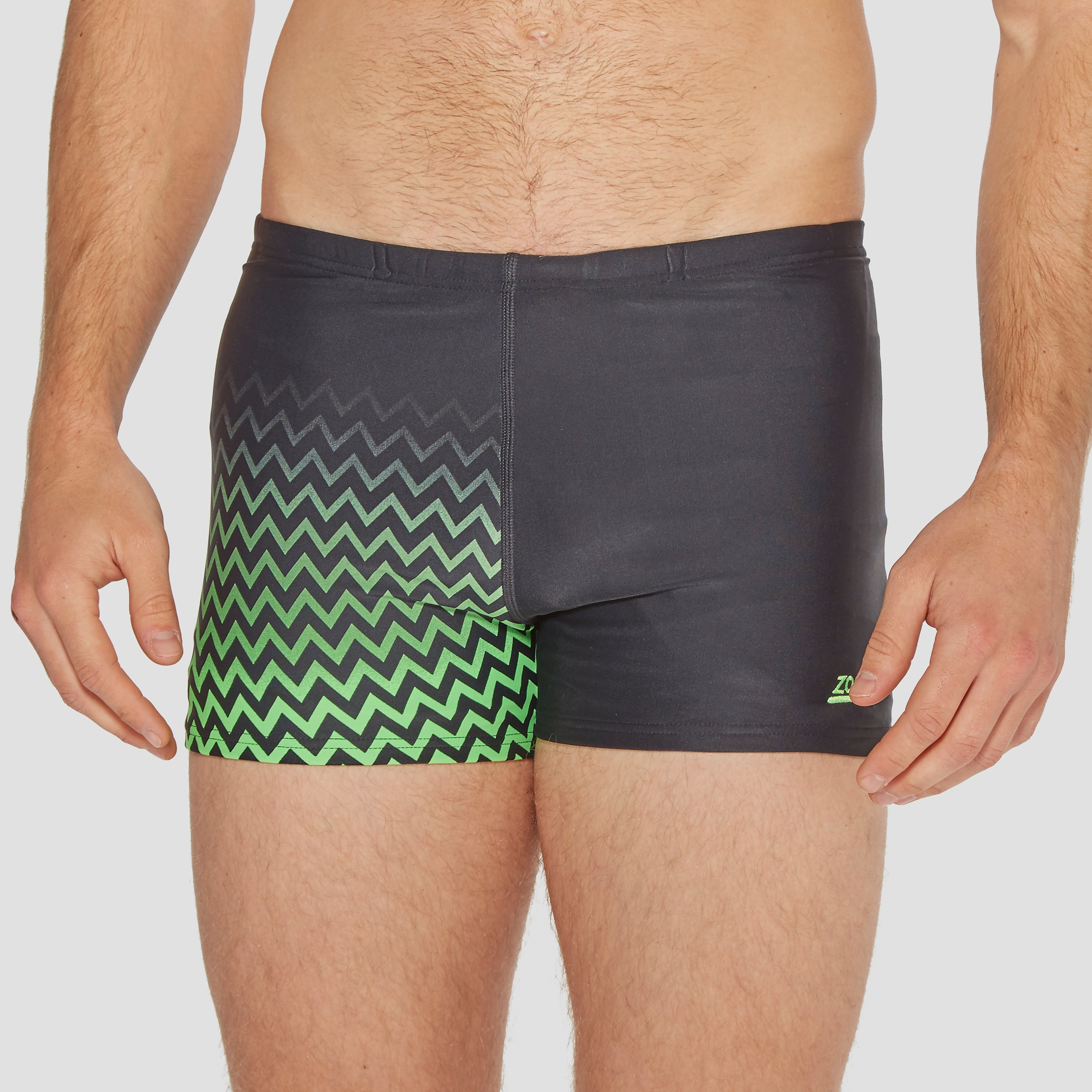 Zoggs Chevron Men's Hip Racer