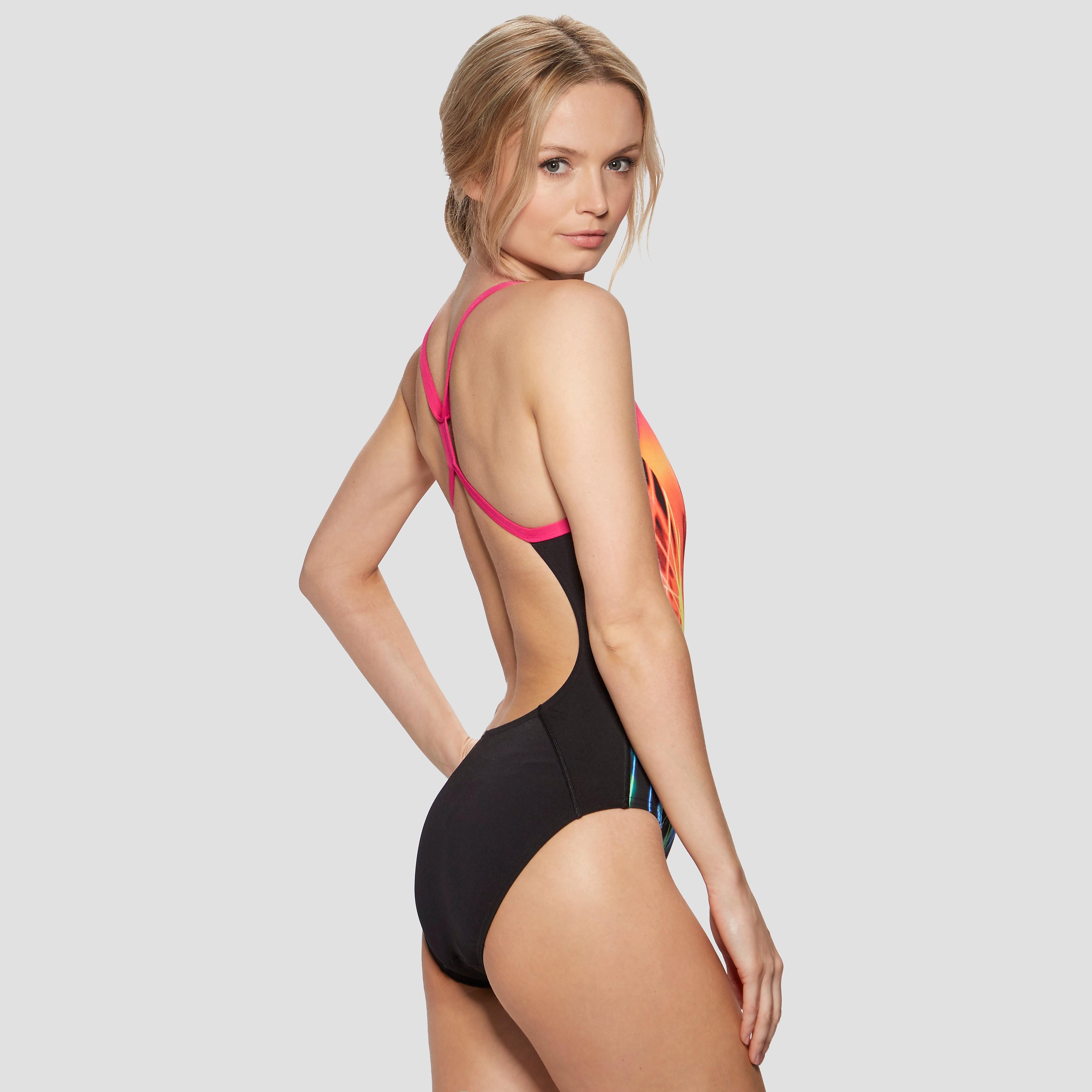 Speedo Prismstorm Placement Digital Rippleback Women's Swimsuit