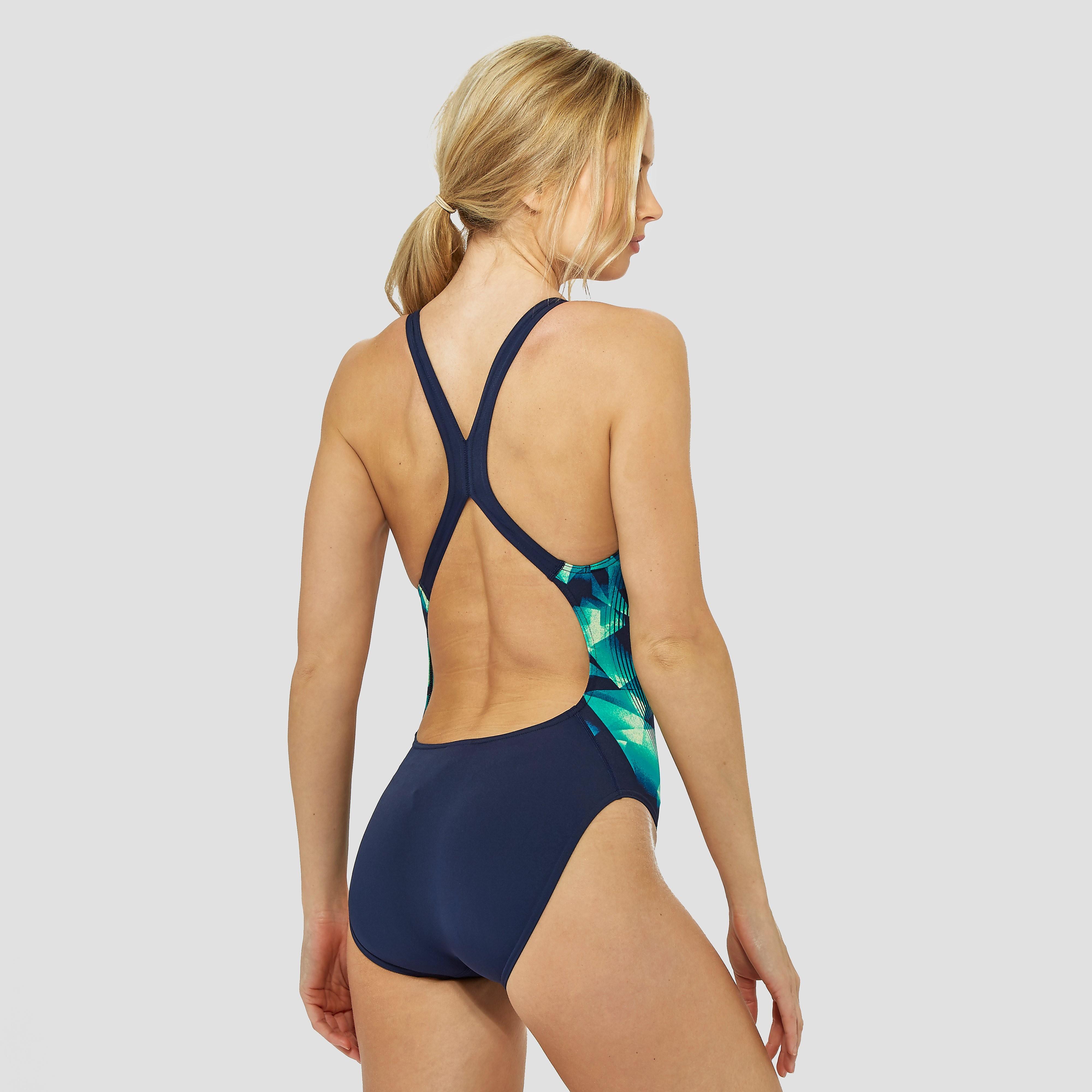 Speedo Cosmic Powerback Swimsuit