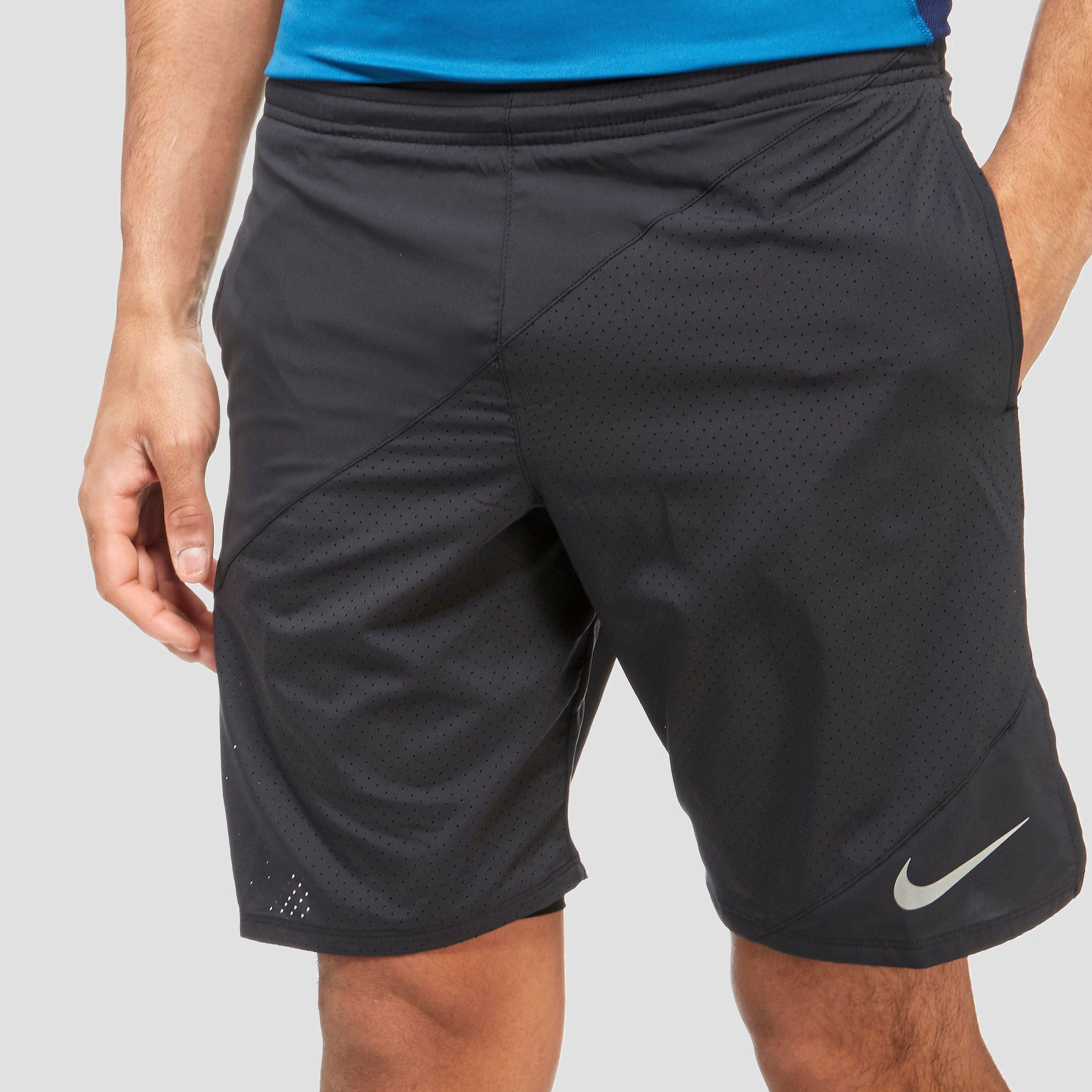 "Nike 9"" Distance Men's 2-In-1 Shorts"