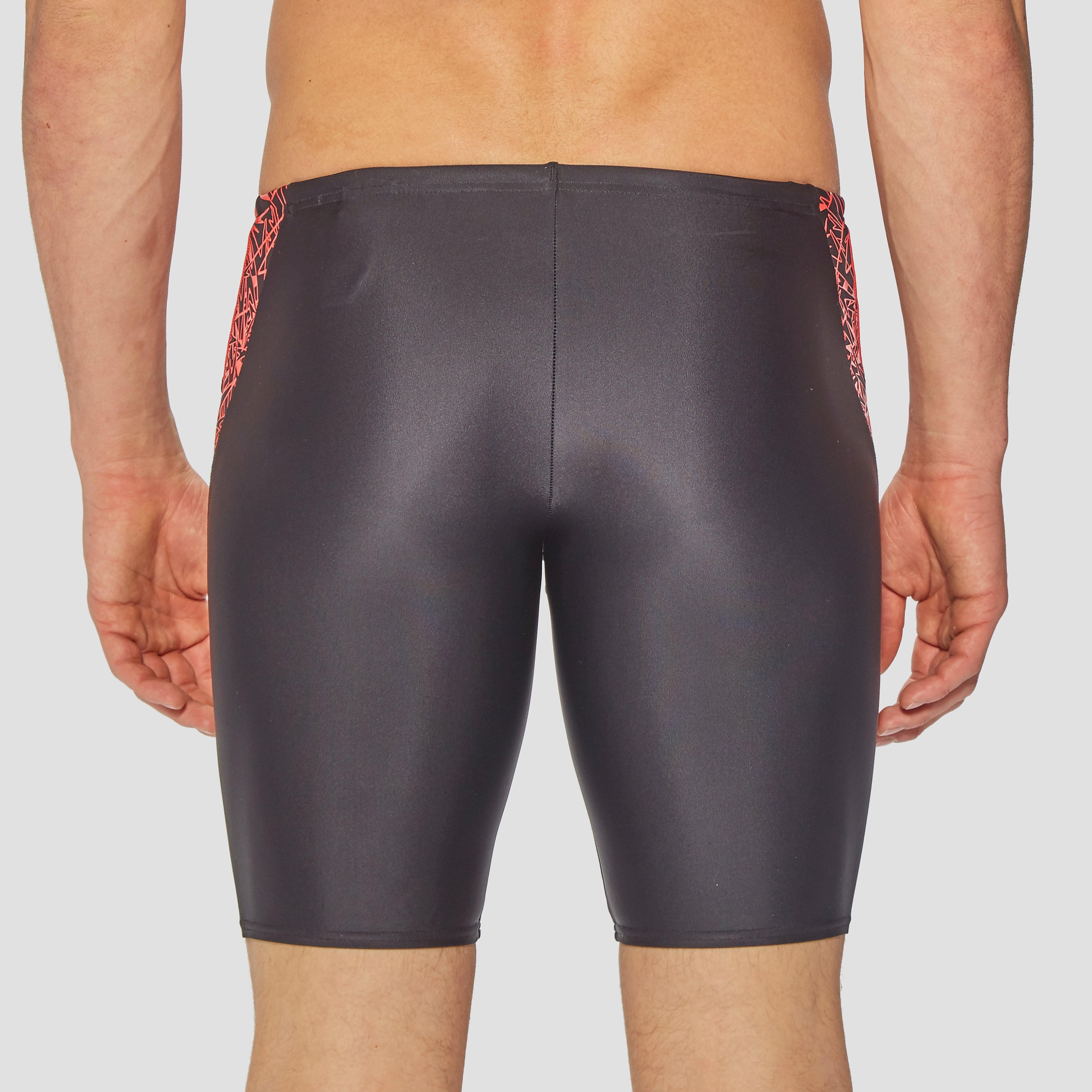 Speedo Boom Splice Junior Swimming Jammer Shorts