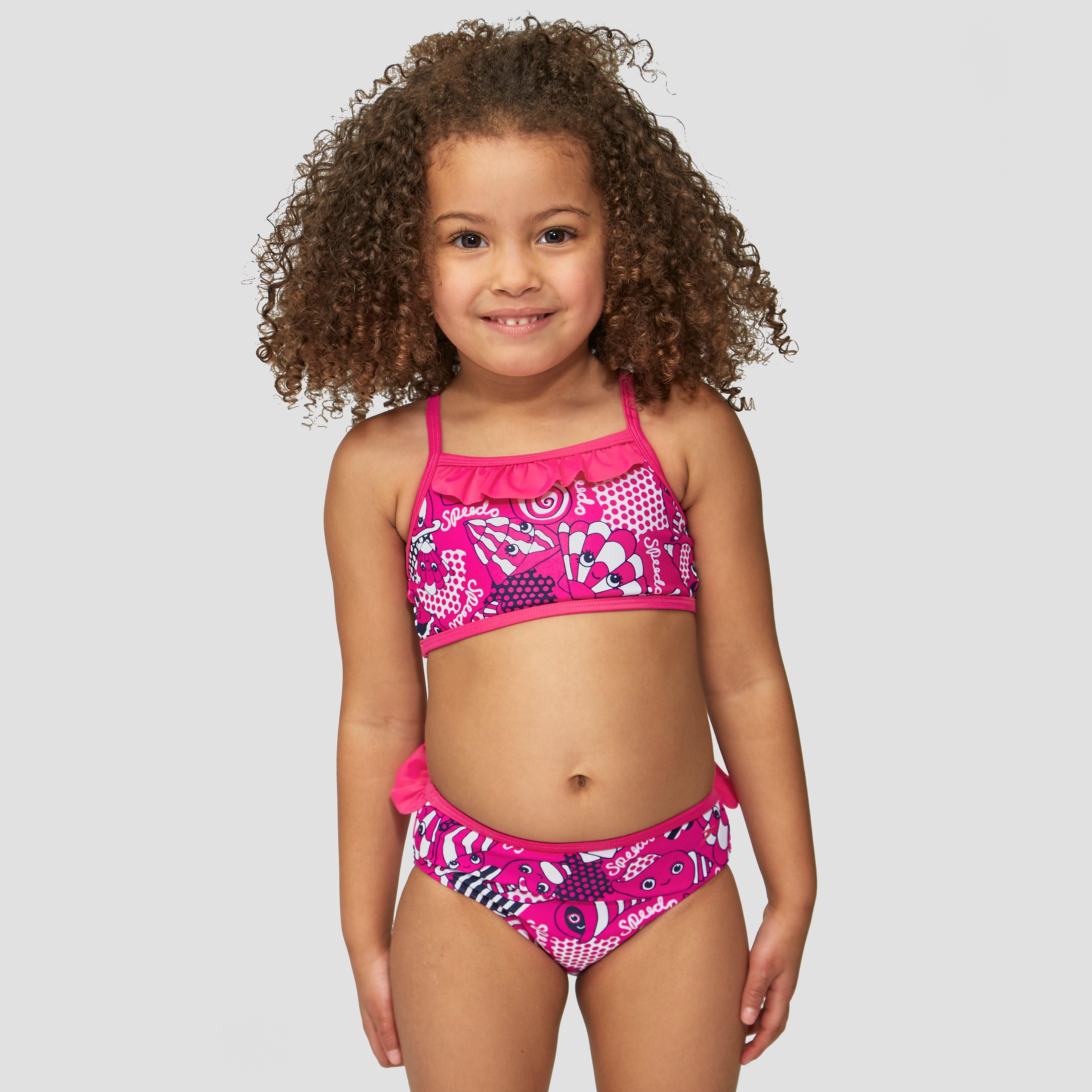 Speedo Tidal Idol Essential Two Piece Children's Swimsuit