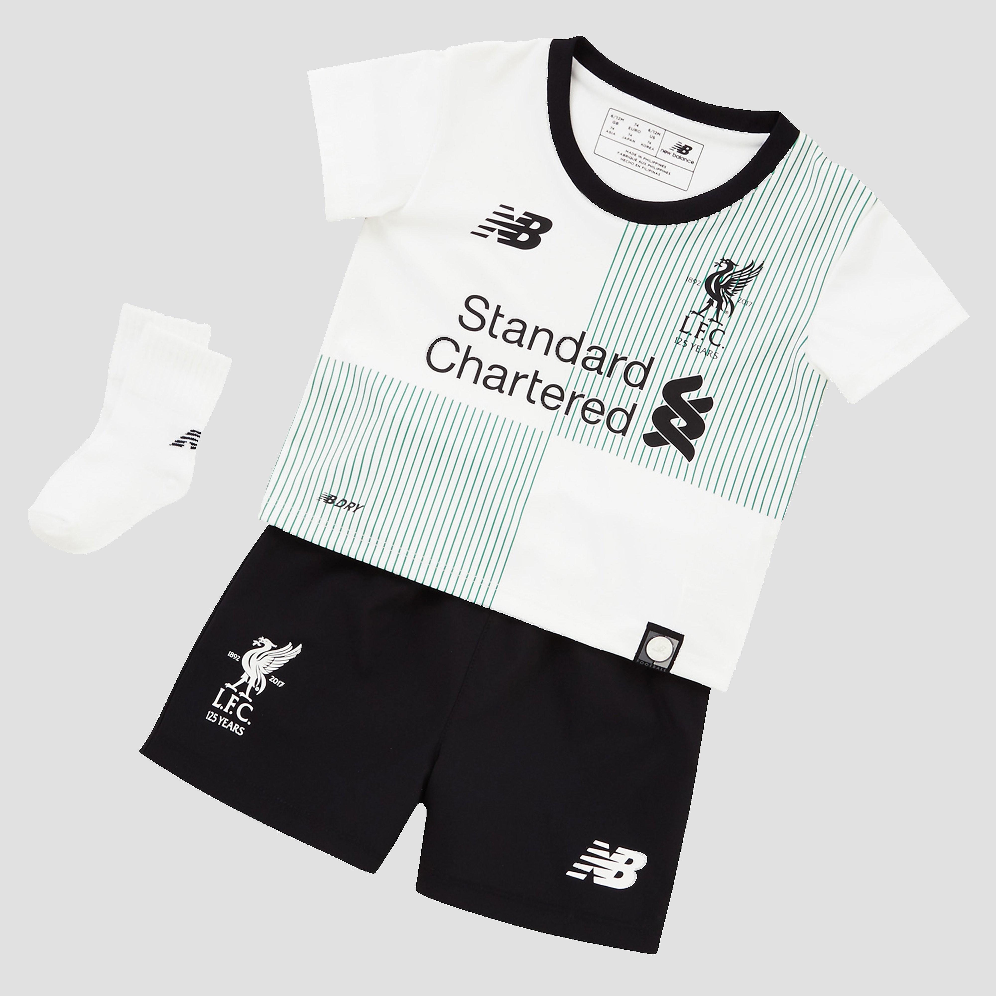 New Balance Liverpool FC 2017/18 Away Kit Infant