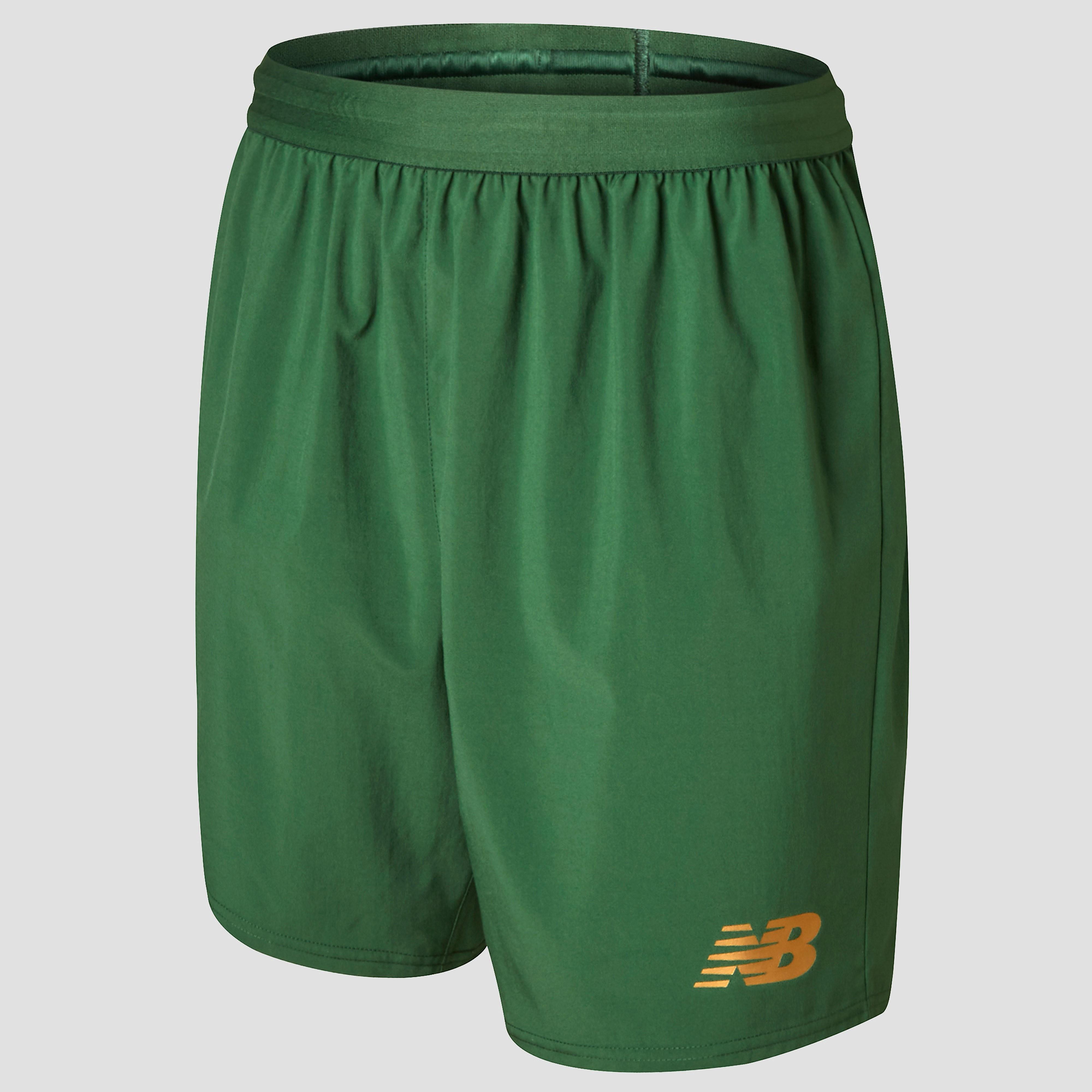 New Balance Celtic FC 2017/18 Away Shorts