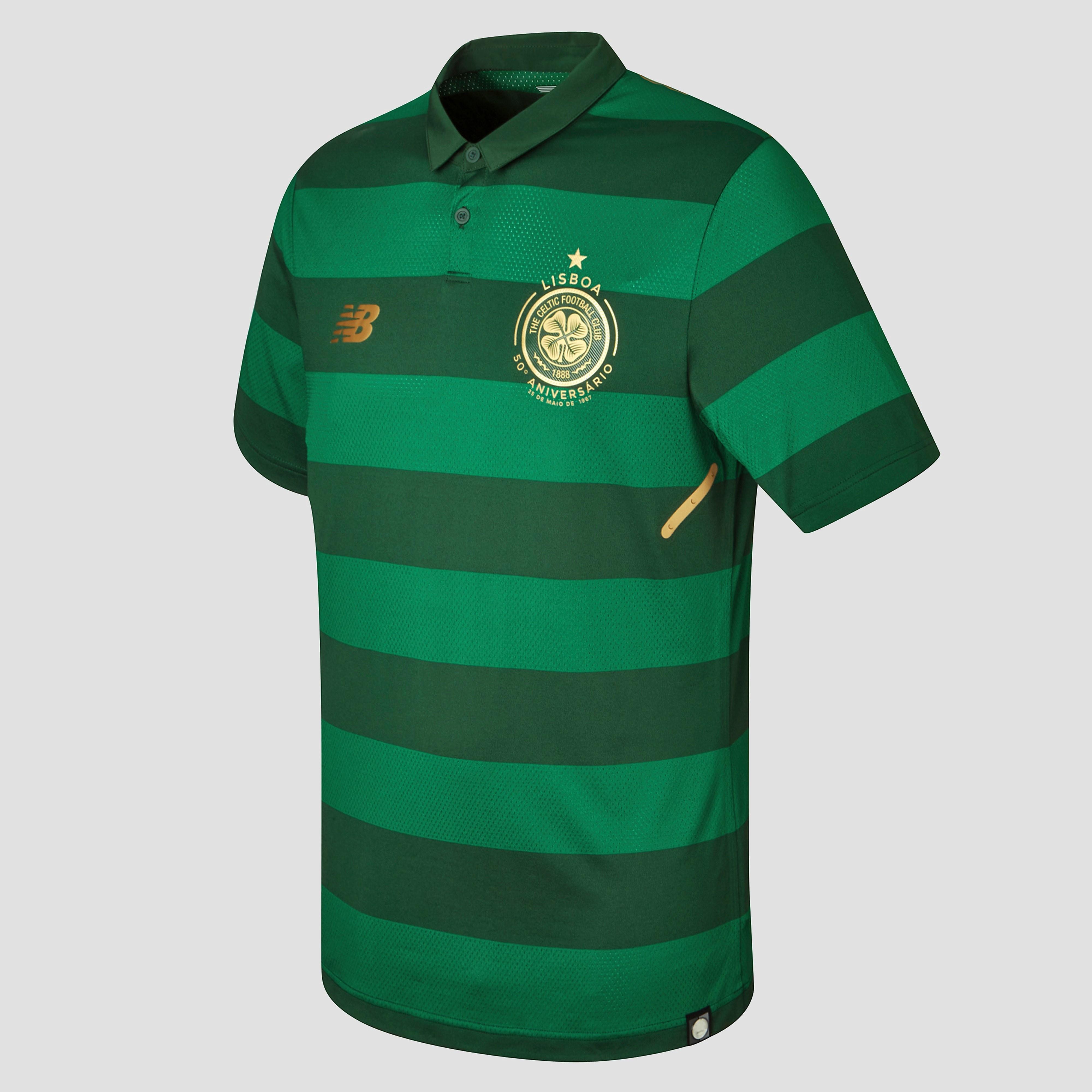 New Balance Celtic FC 2017/18 Away Shirt Junior