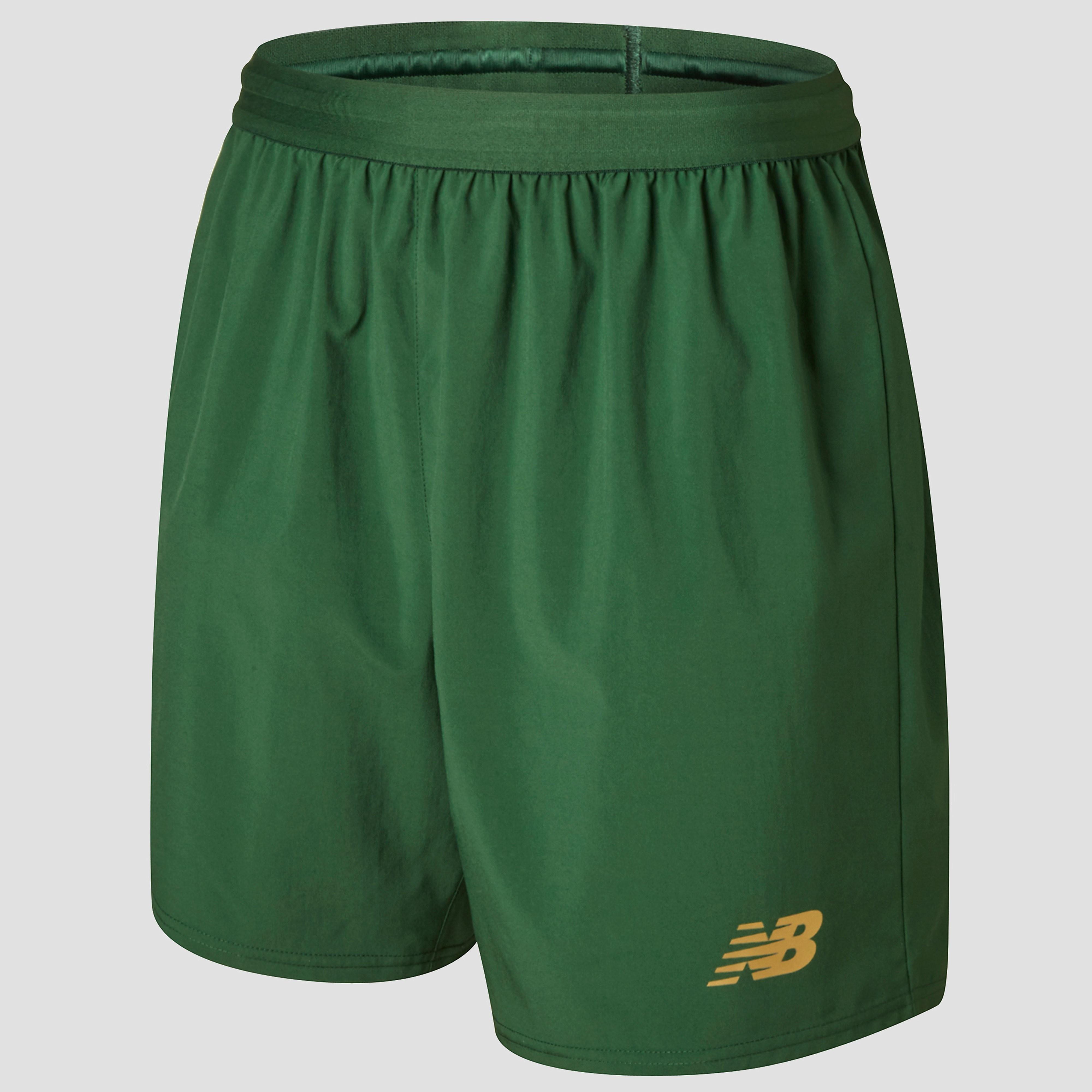 New Balance Celtic FC 2017/18 Away Shorts Junior