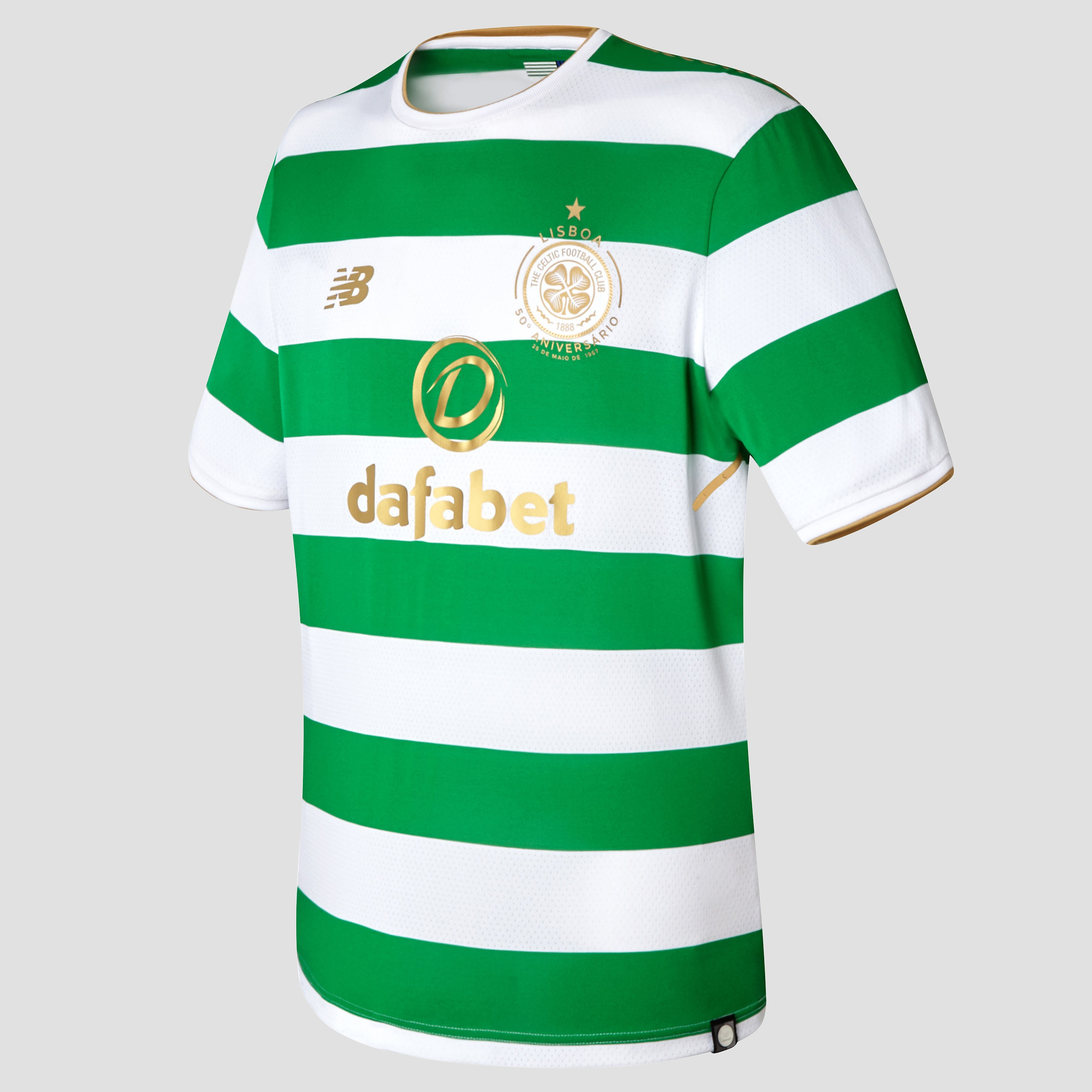 New Balance Celtic FC 2017/18 Elite Men's Home Shirt
