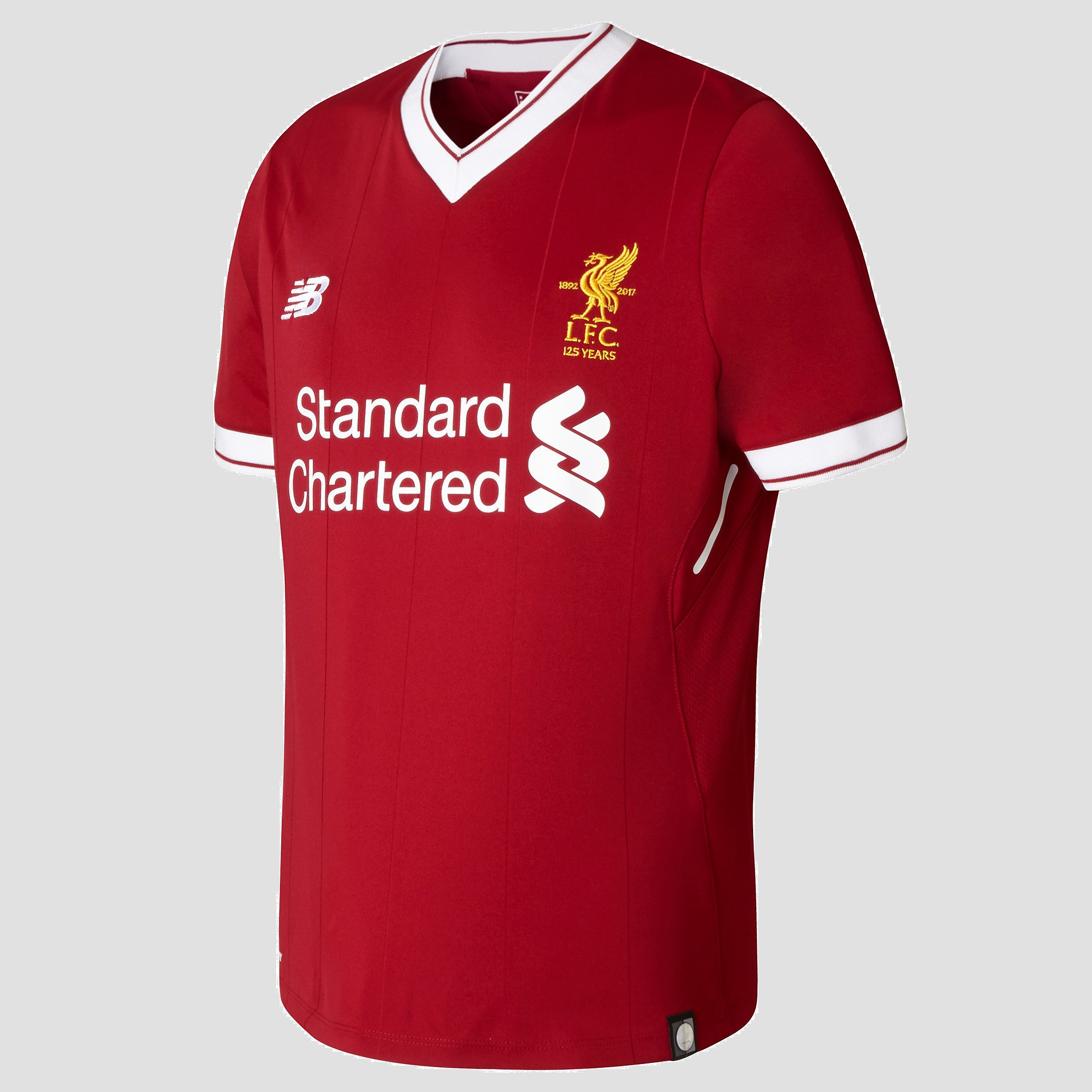 New Balance Liverpool FC 2017/18 Junior Home Shirt