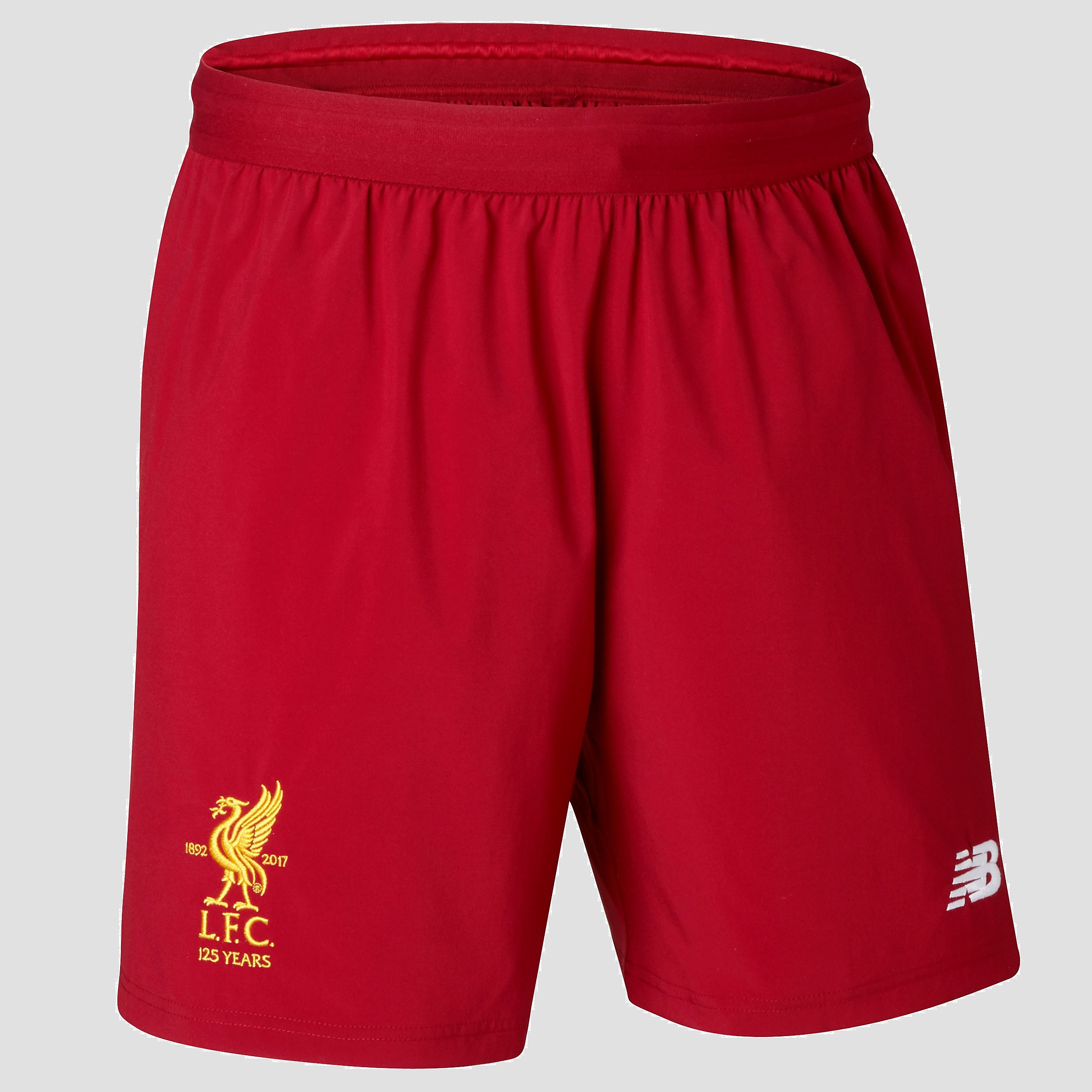 New Balance Liverpool FC Junior Home Shorts