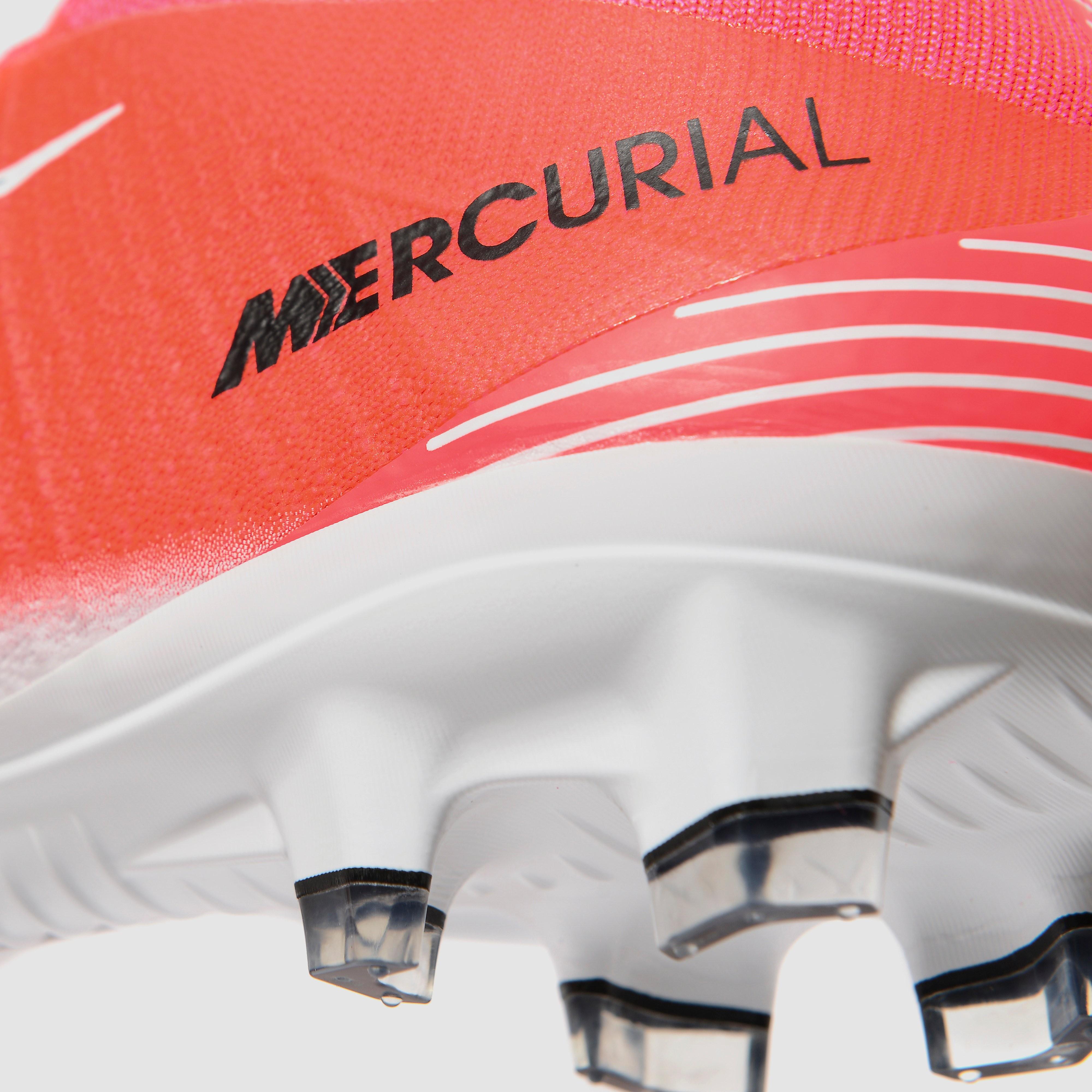Nike Motion Blur Mercurial Superfly Men's FG Football Boots