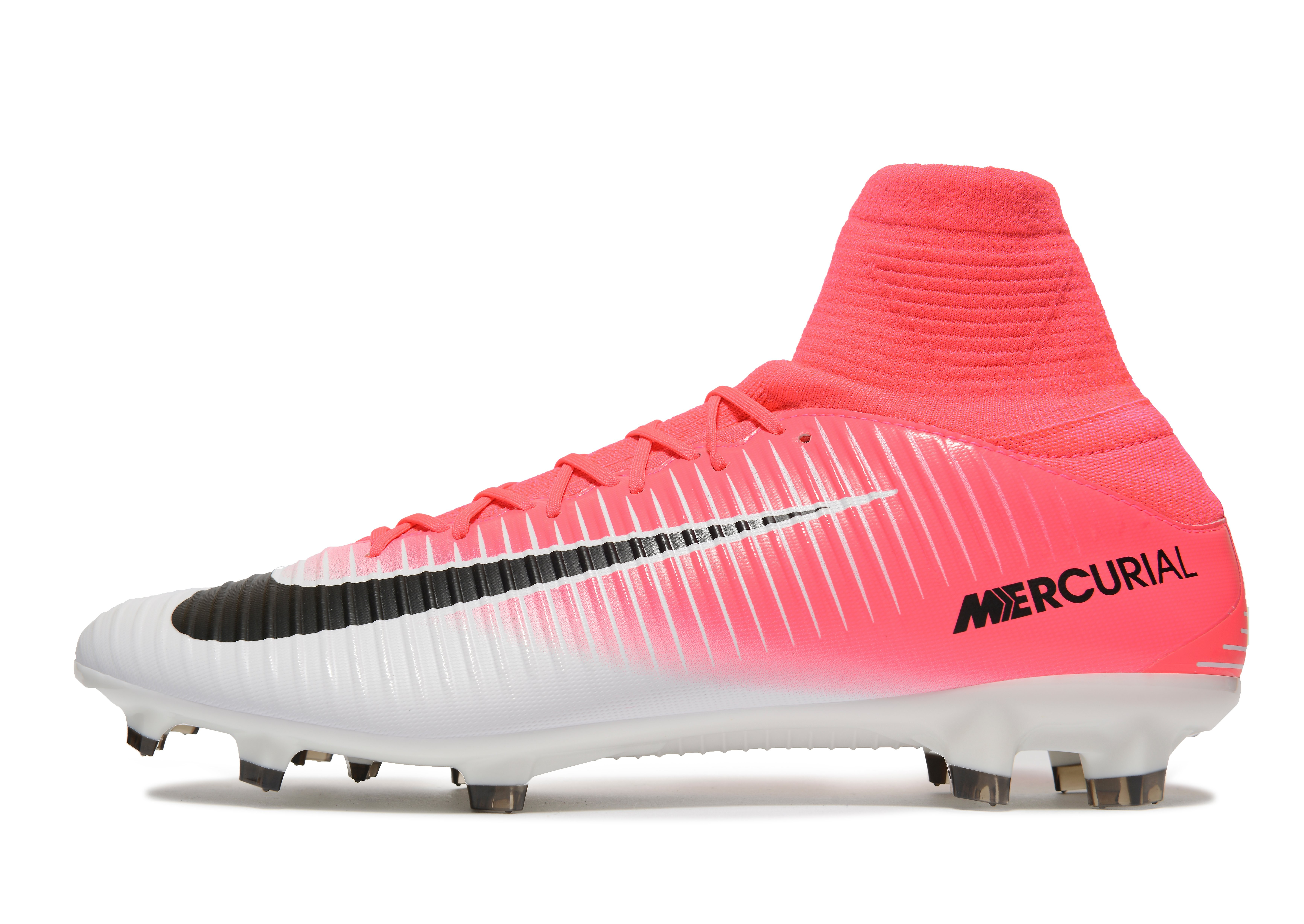 Nike Motion Blur Mercurial Victory Dynamic Fit Men's FG Football Boots