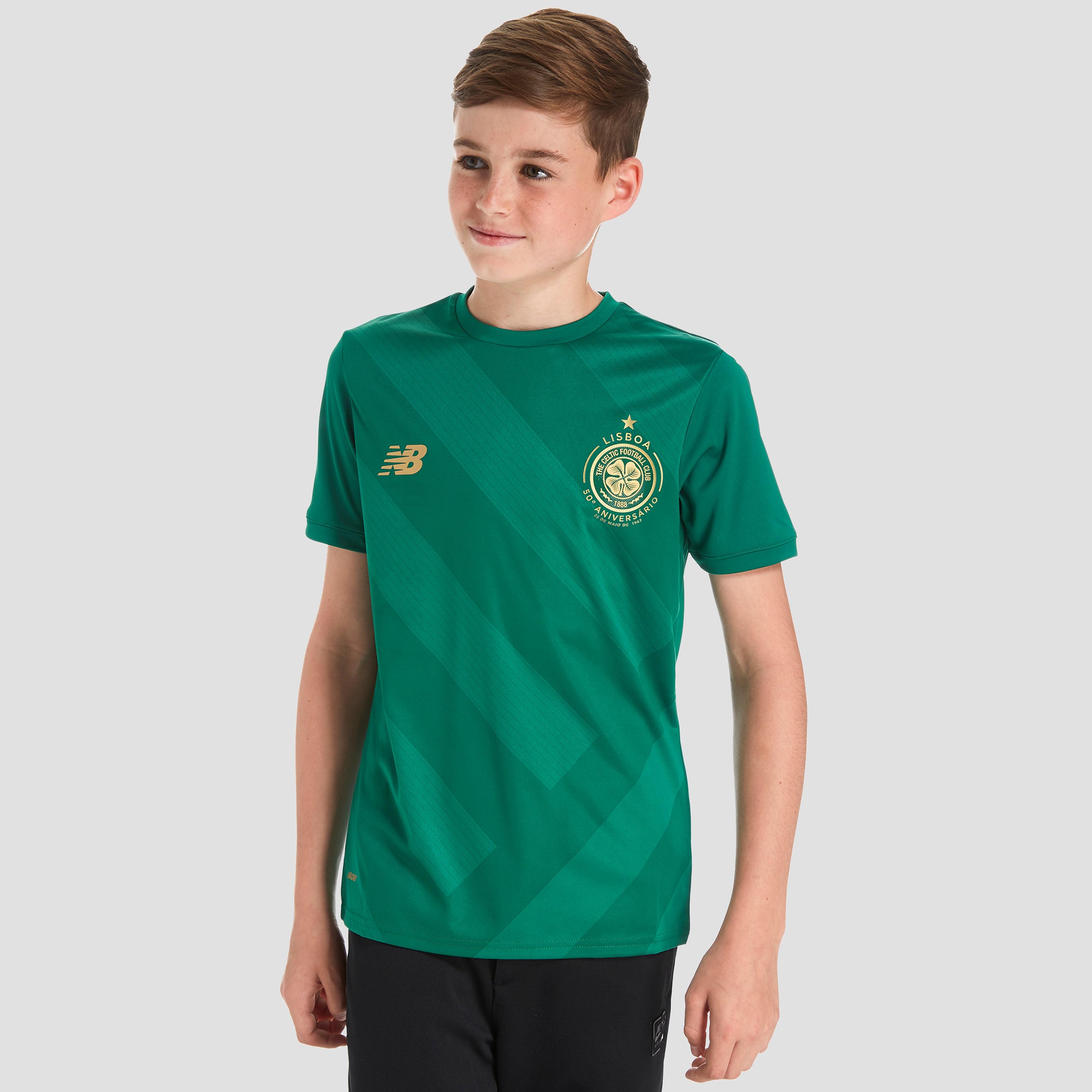 New Balance Celtic FC Pre Match Shirt Junior