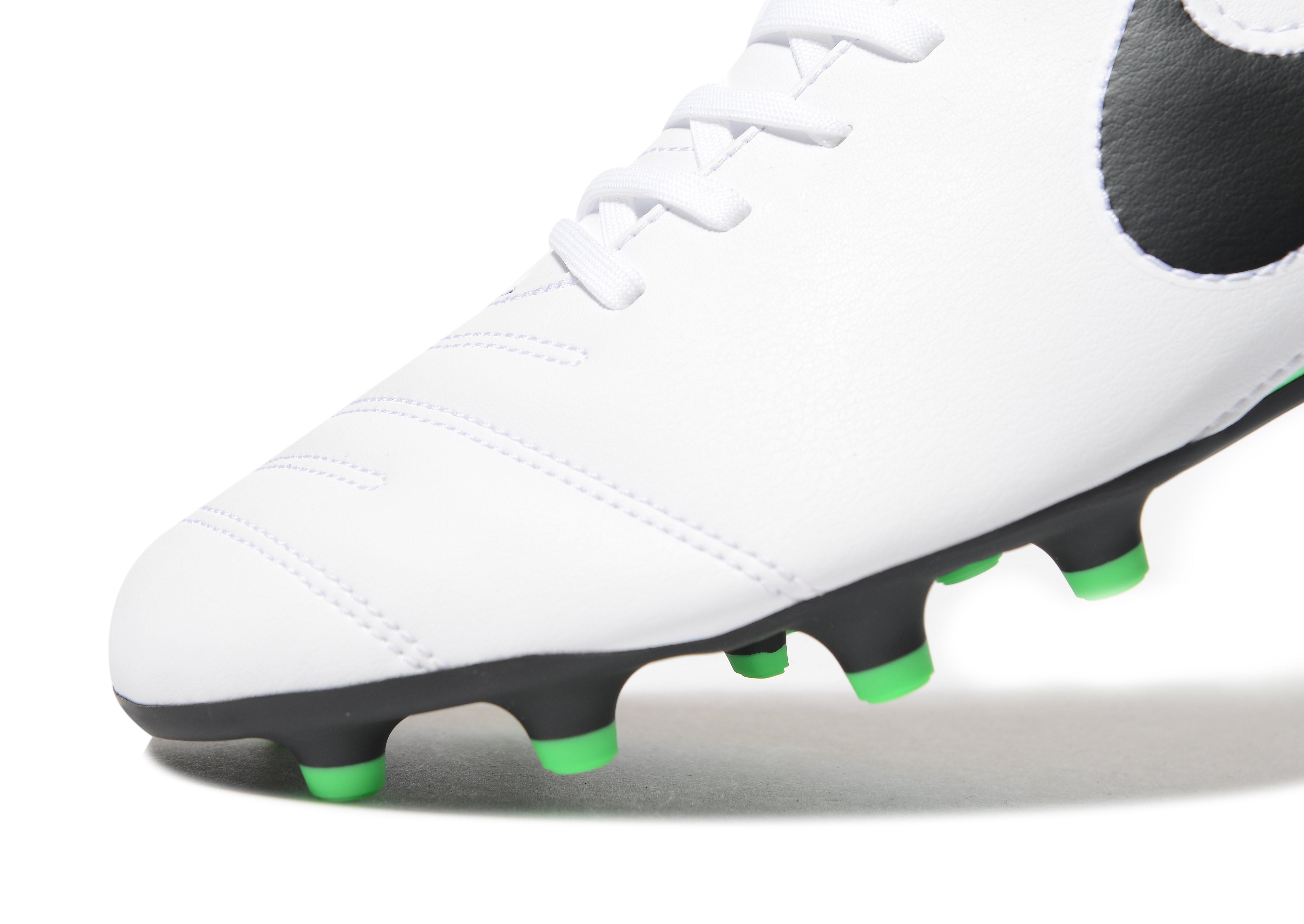 Nike Motion Blur Tiempo Rio Men's FG Football Boots
