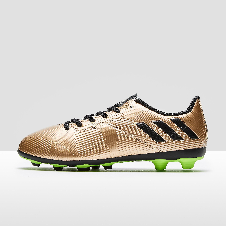 adidas Turbocharge Messi 17.4 FG Children's Football Boots