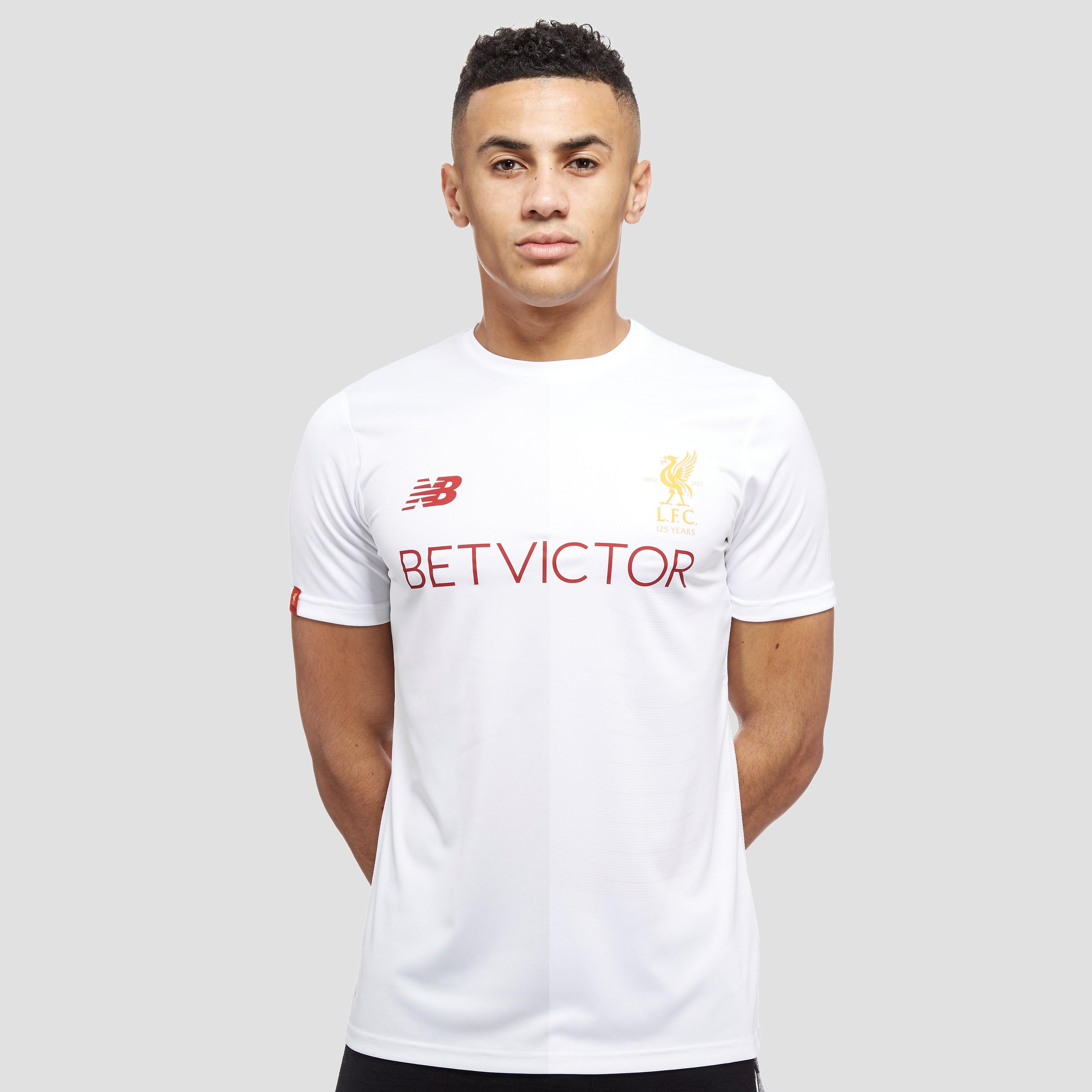 New Balance Liverpool FC 2017/18 Men's Pre-Match Top