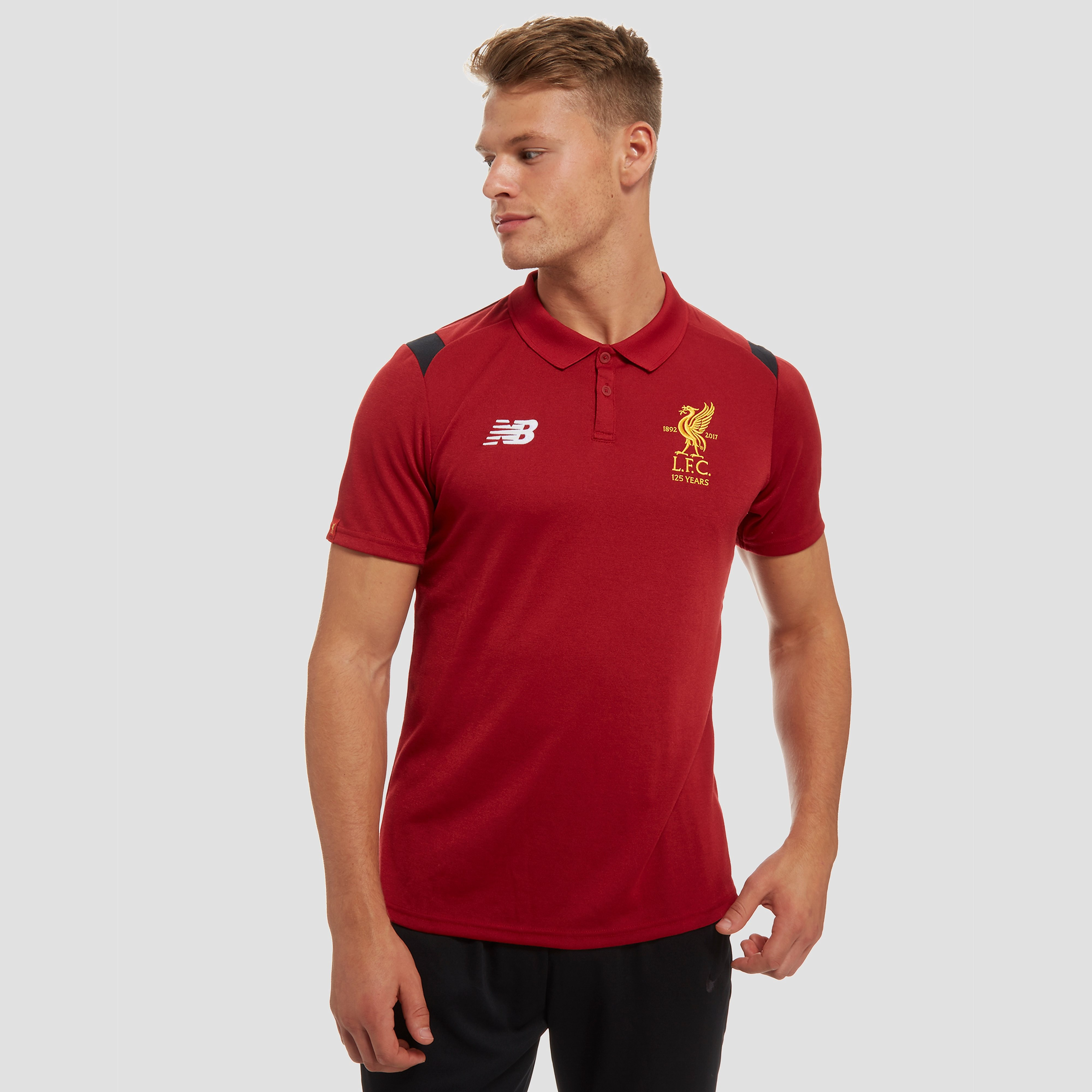 New Balance Liverpool FC Men's Polo