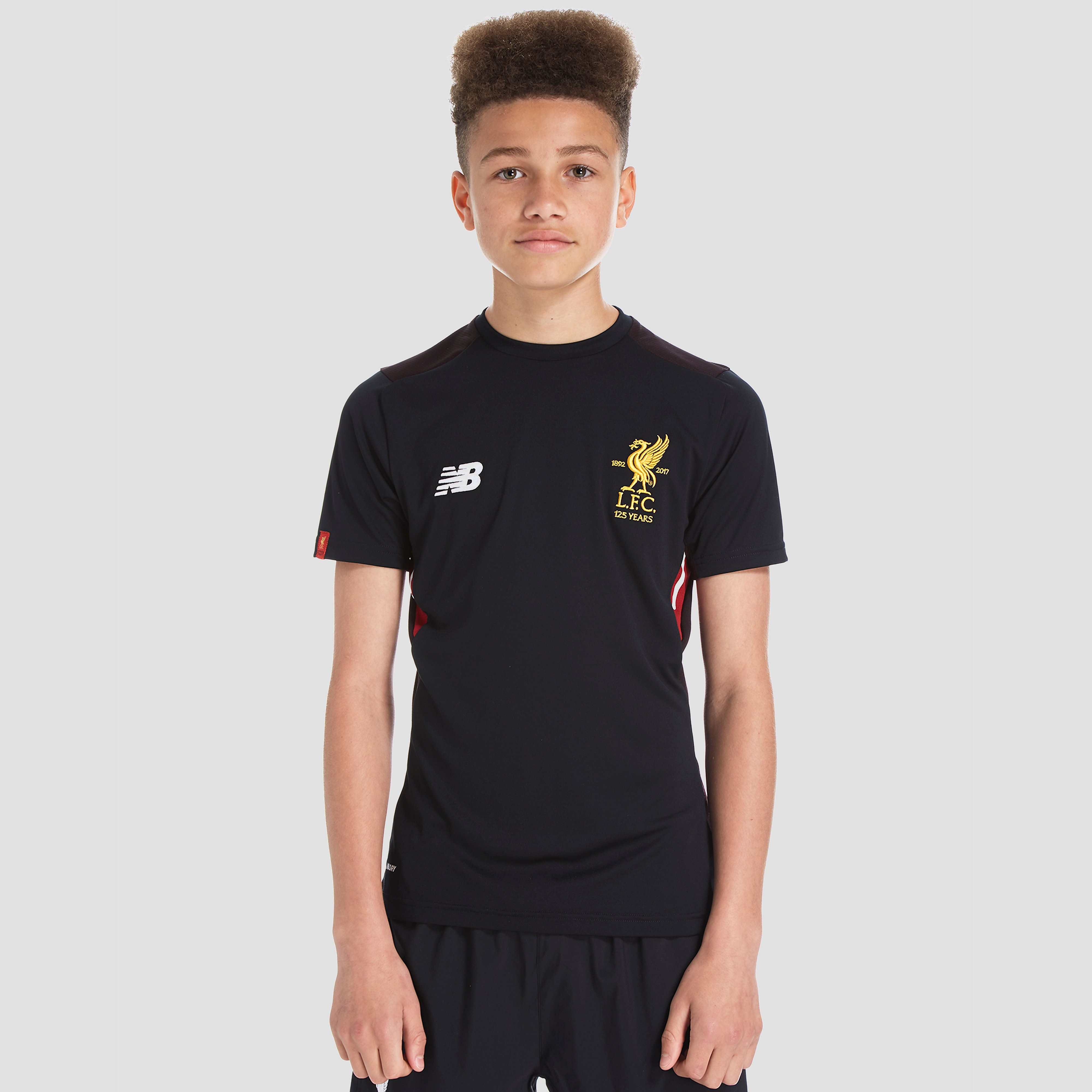 New Balance Liverpool FC 2017 Junior Training Shirt