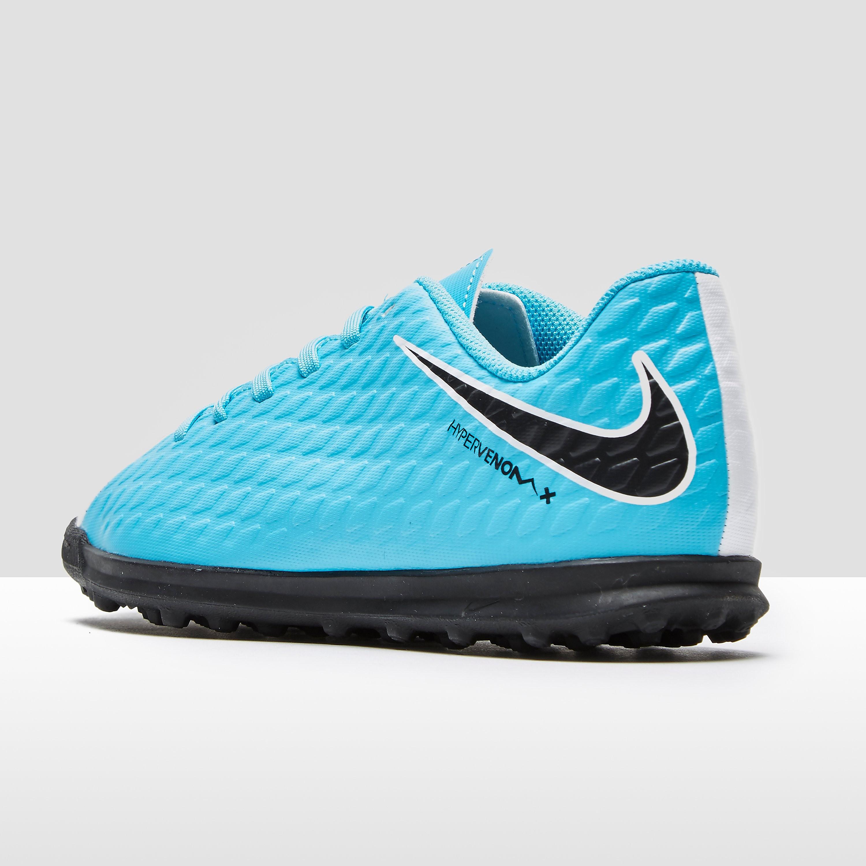 Nike Motion Blur Hypervenom Phade Junior TF Football Boots
