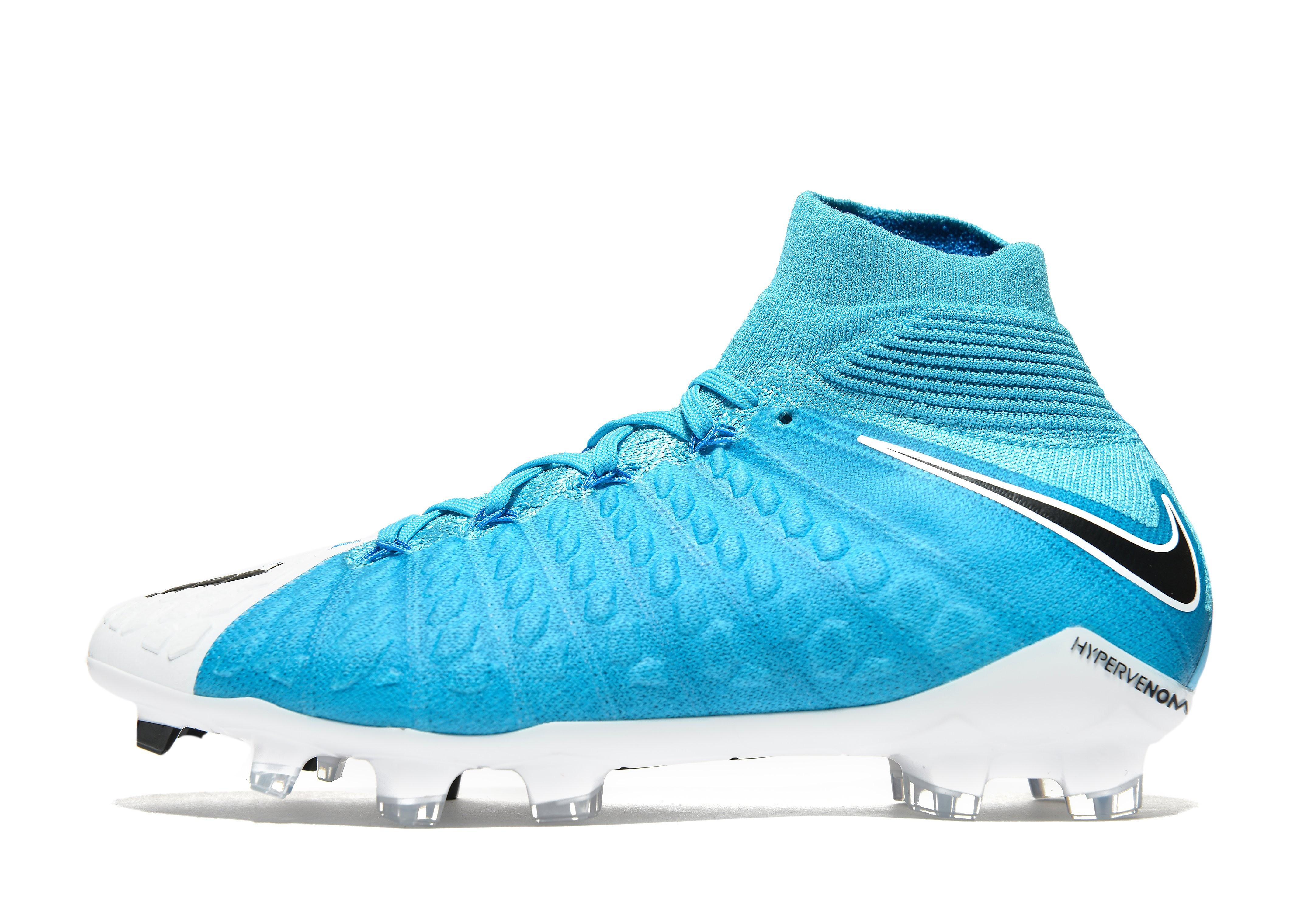 Nike Hypervenom Phantom 3 DF Junior FG Football Boots