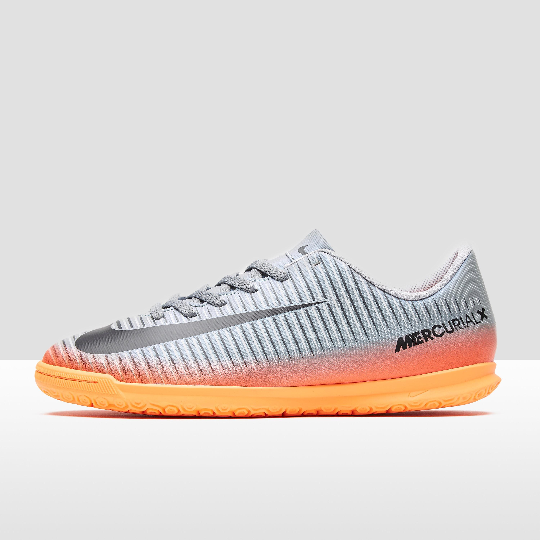 Nike Mercurial Vortex IC CR7 Junior Football Boots