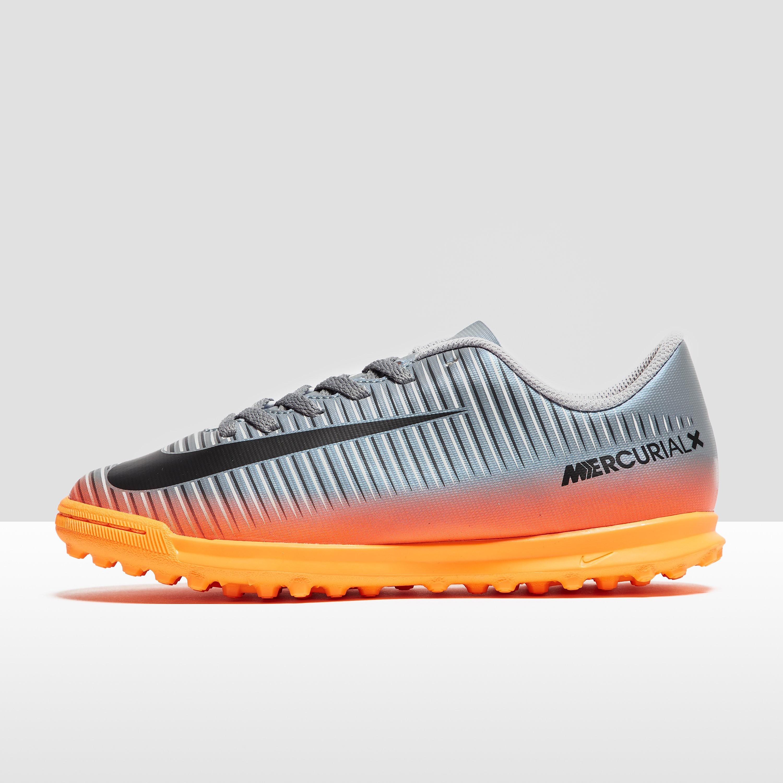 Nike Mercurial Vortex DF TF CR7 Children's Football Boots