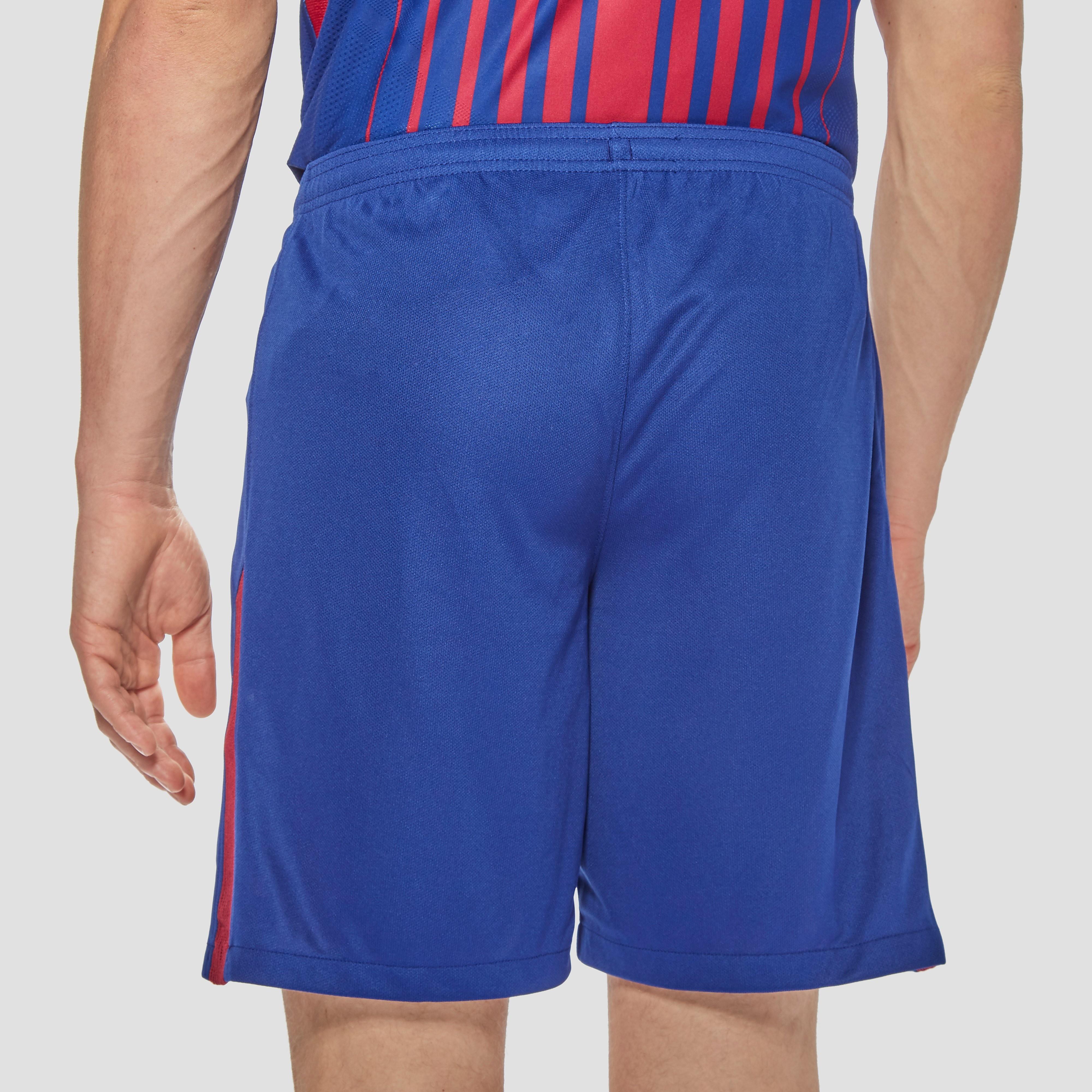 Nike Barcelona 2017/18 Men's Home Shorts