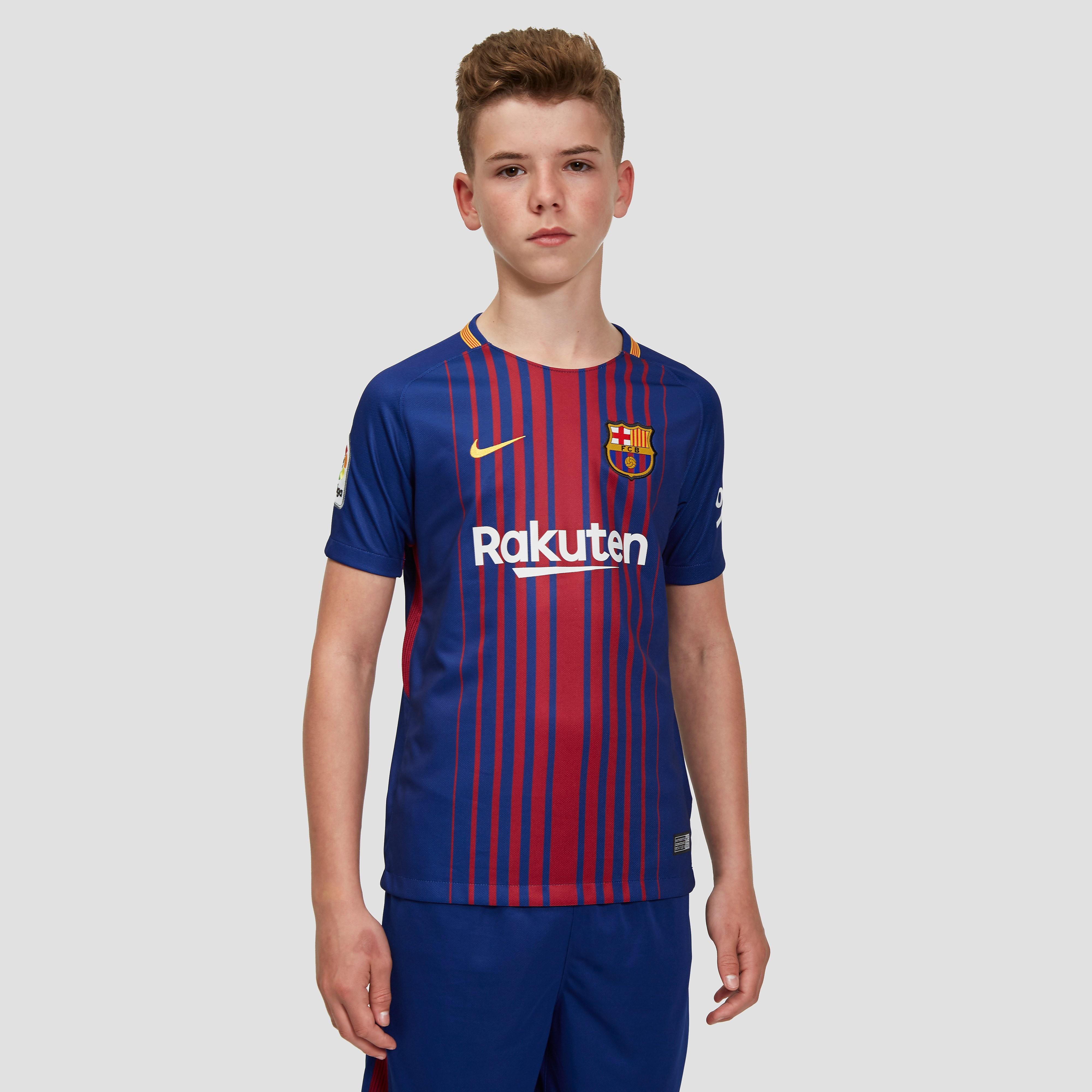 Nike Barcelona 2017/18 Junior Home Shirt