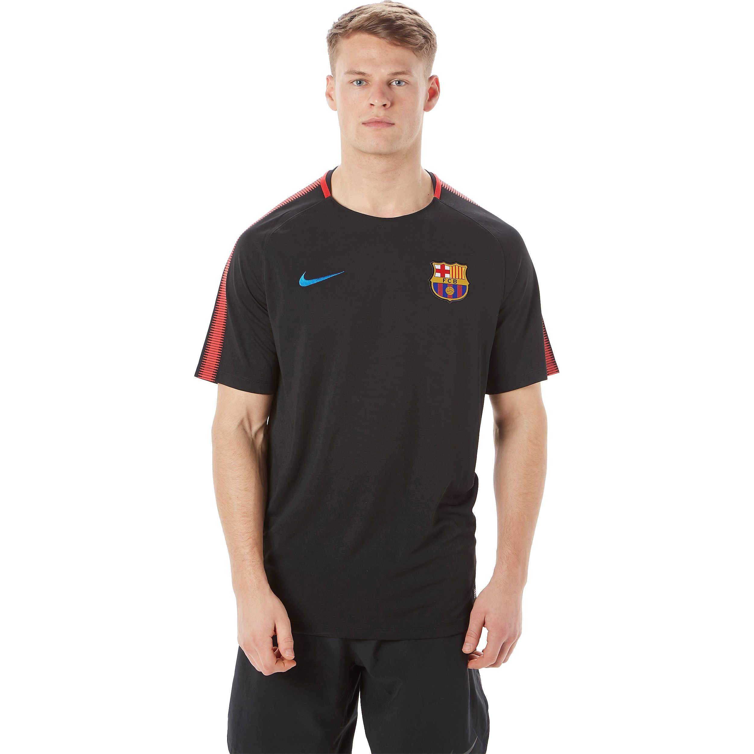 Nike Barcelona Squad Men's Training Top