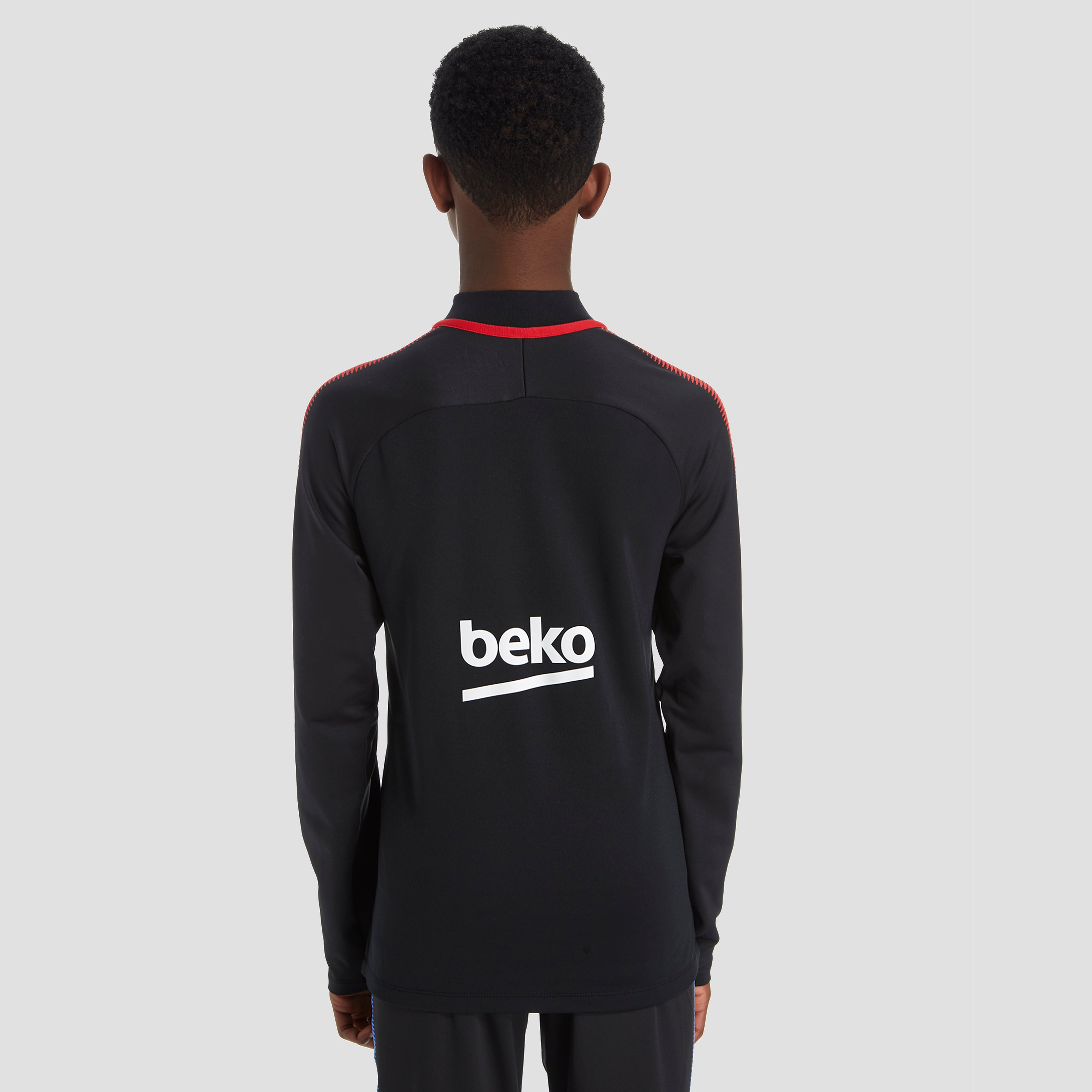 Nike Barcelona Squad Junior Drill Top