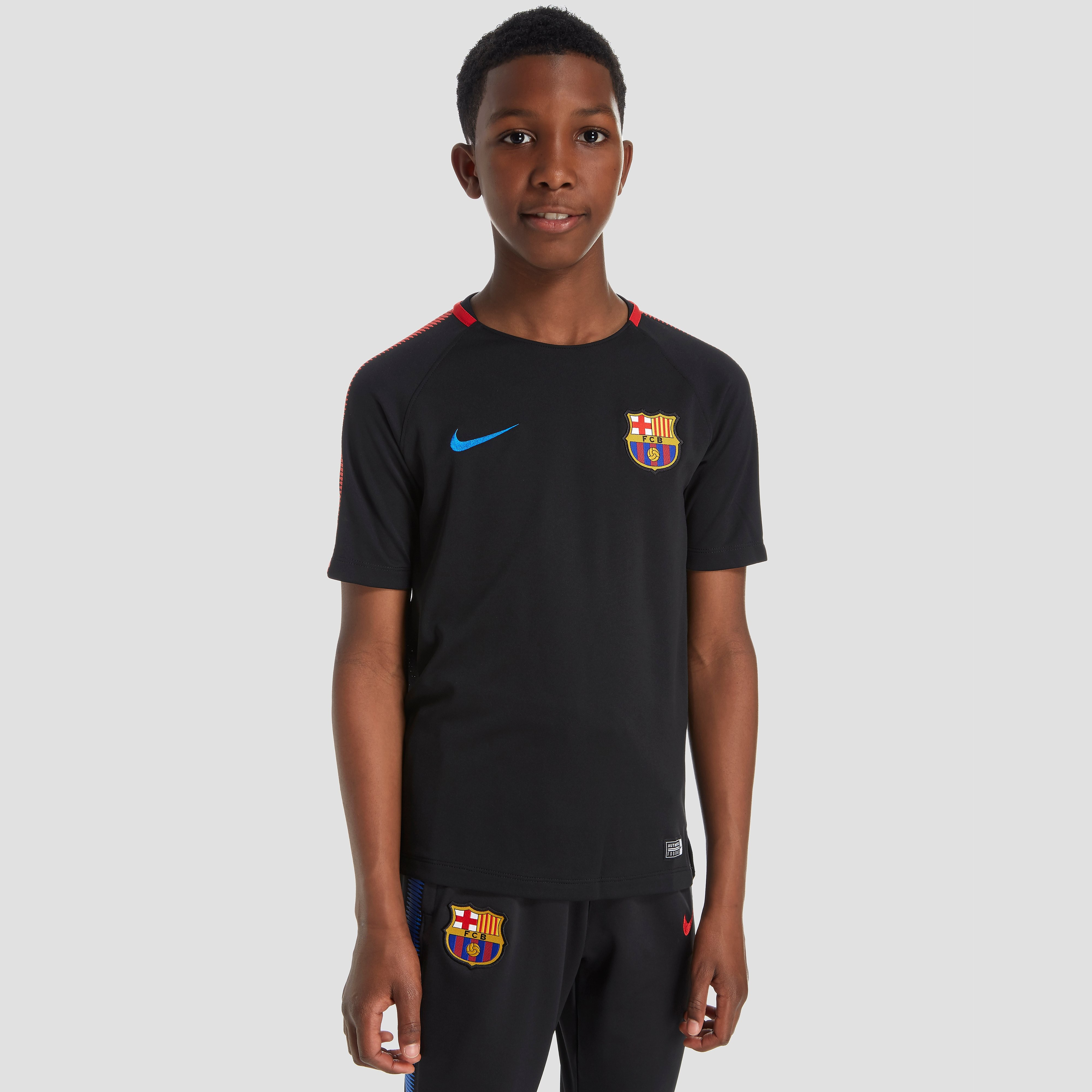 Nike Barcelona Squad Junior Training Top