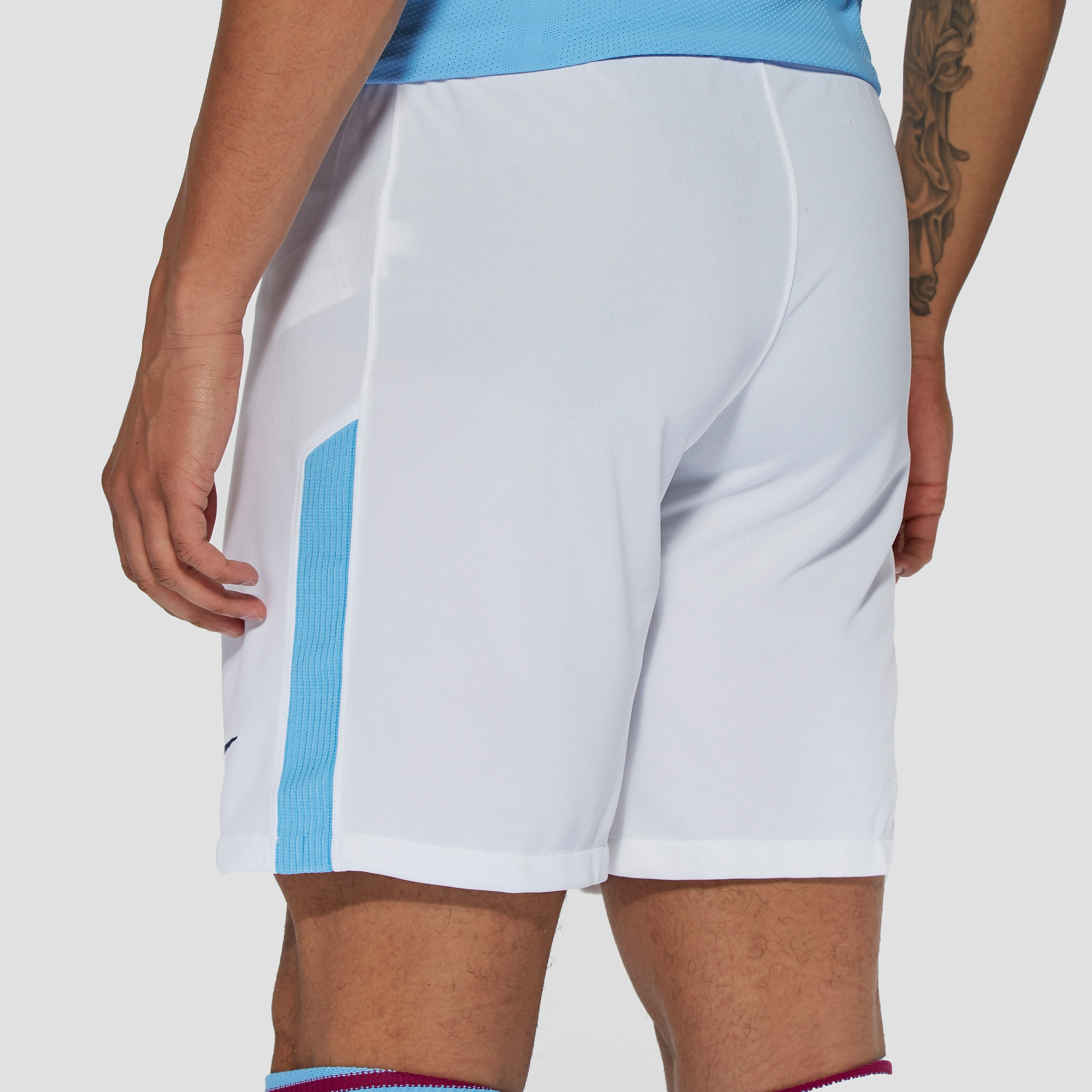Nike Manchester City FC 2017 Men's Home Shorts