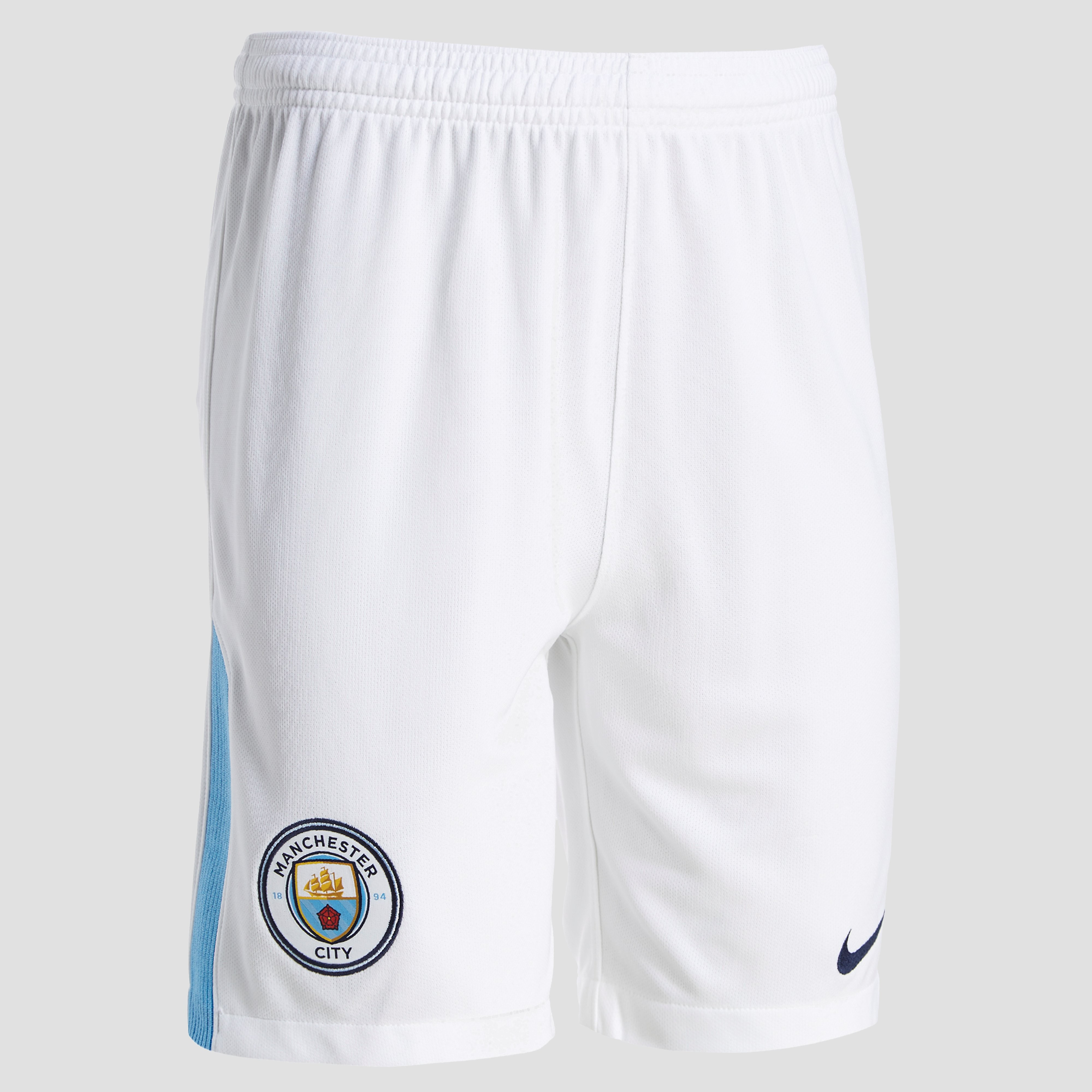 Nike Manchester City FC 2017 Junior Home Shorts