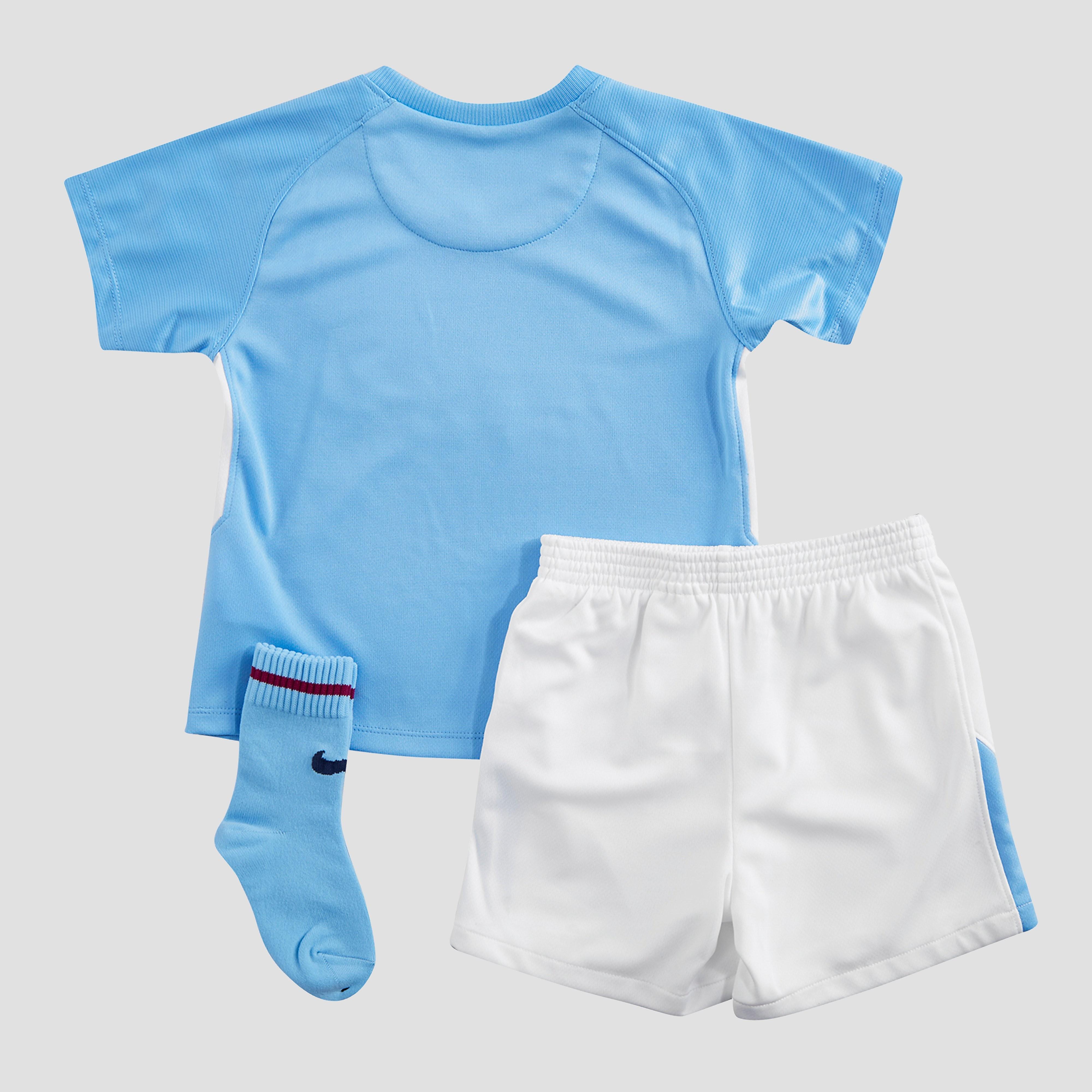 Nike Manchester City FC 2017/18 Infants' Home Kit