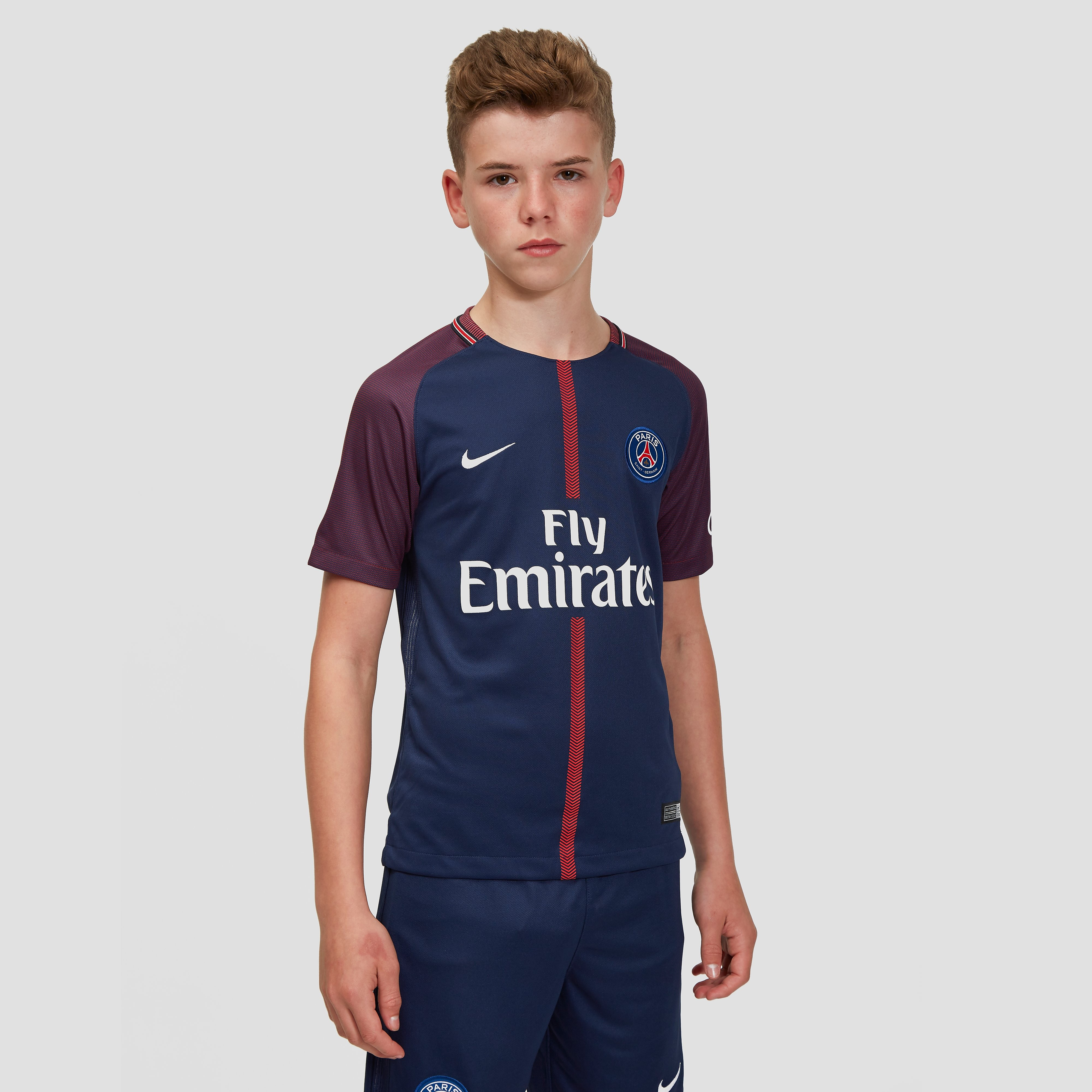 Nike Paris Saint Germain 2017/18 Junior Home Shirt