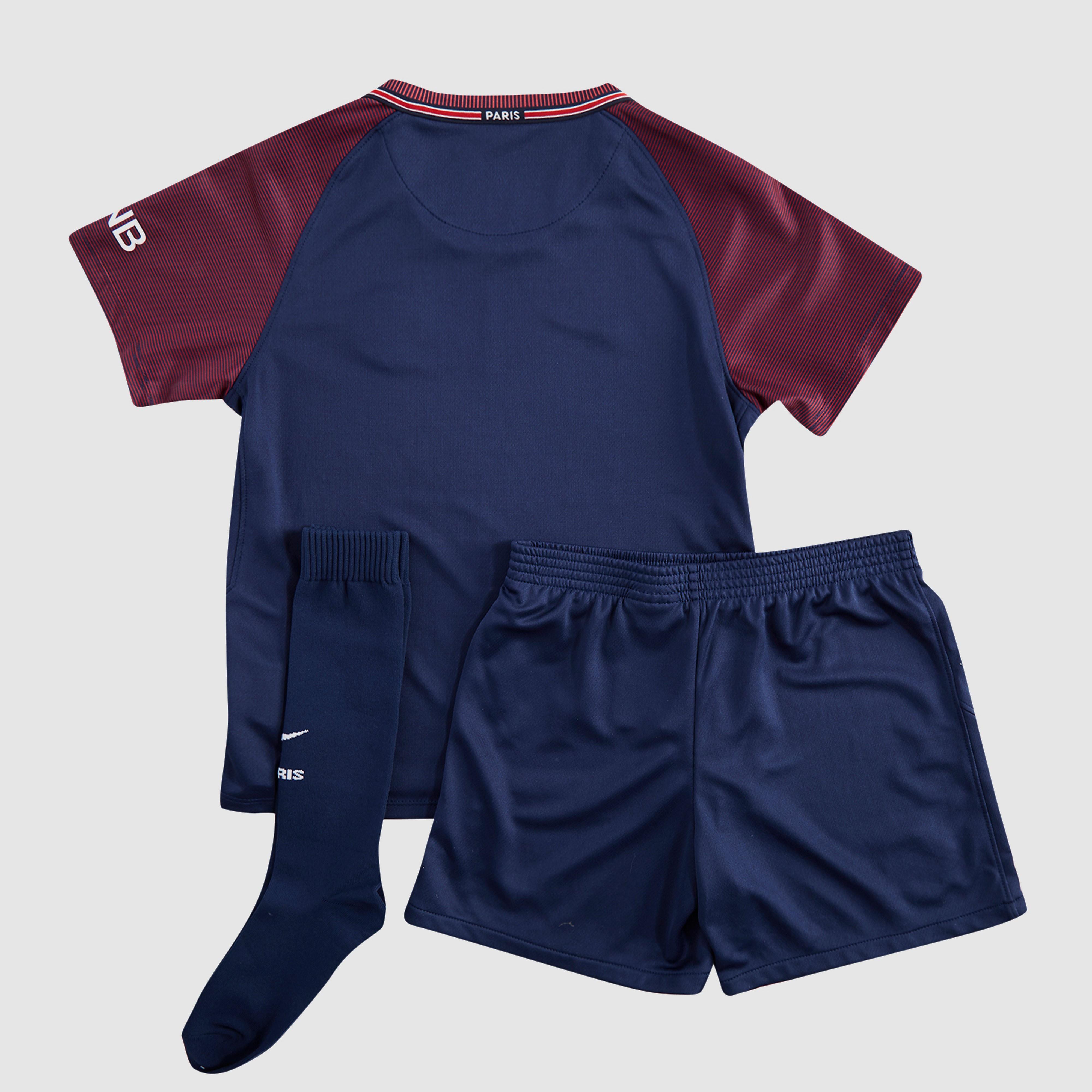 Nike Paris Saint Germain 2017/18 Children's Home Kit