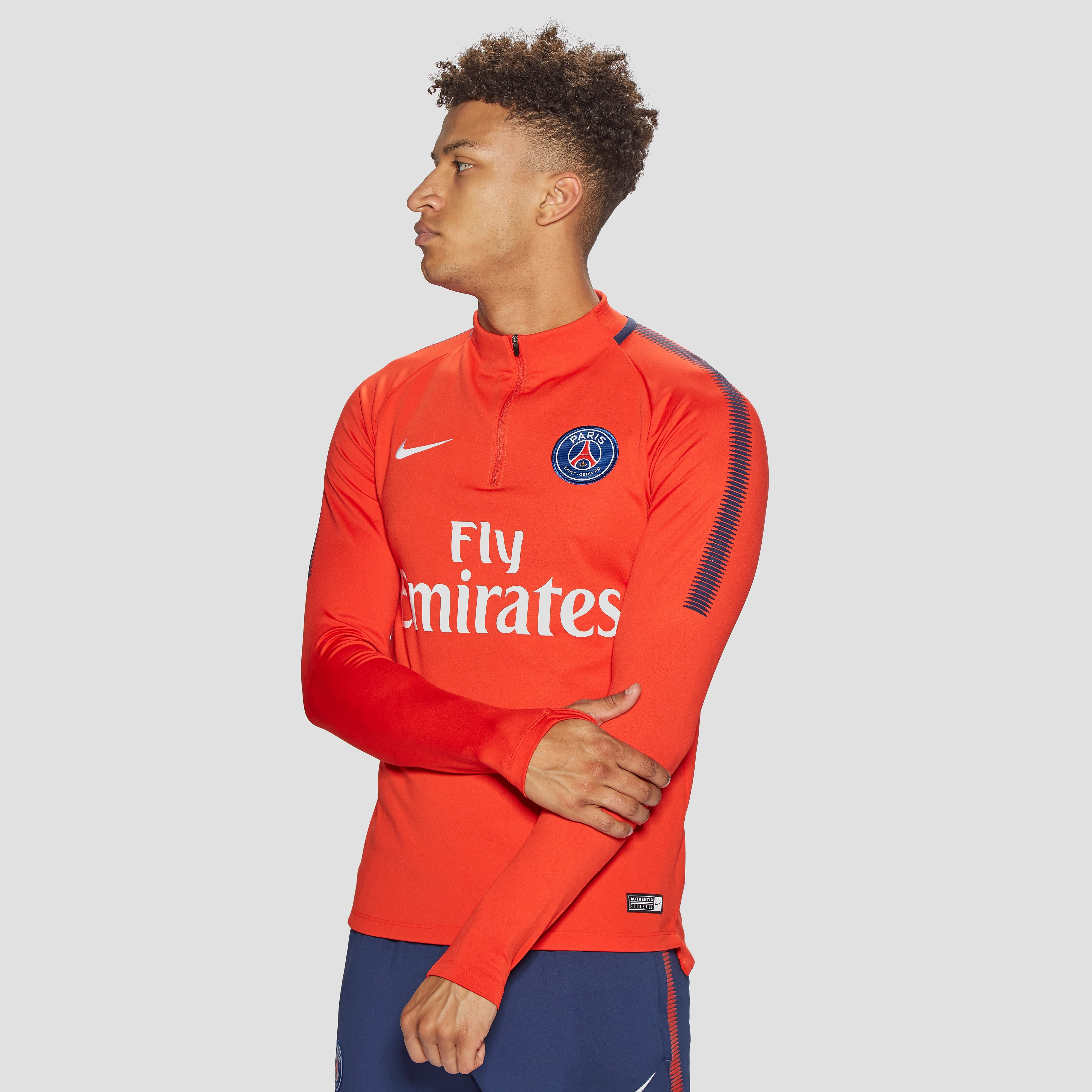 Nike Paris Saint Germain 2016/17 Men's Drill Top