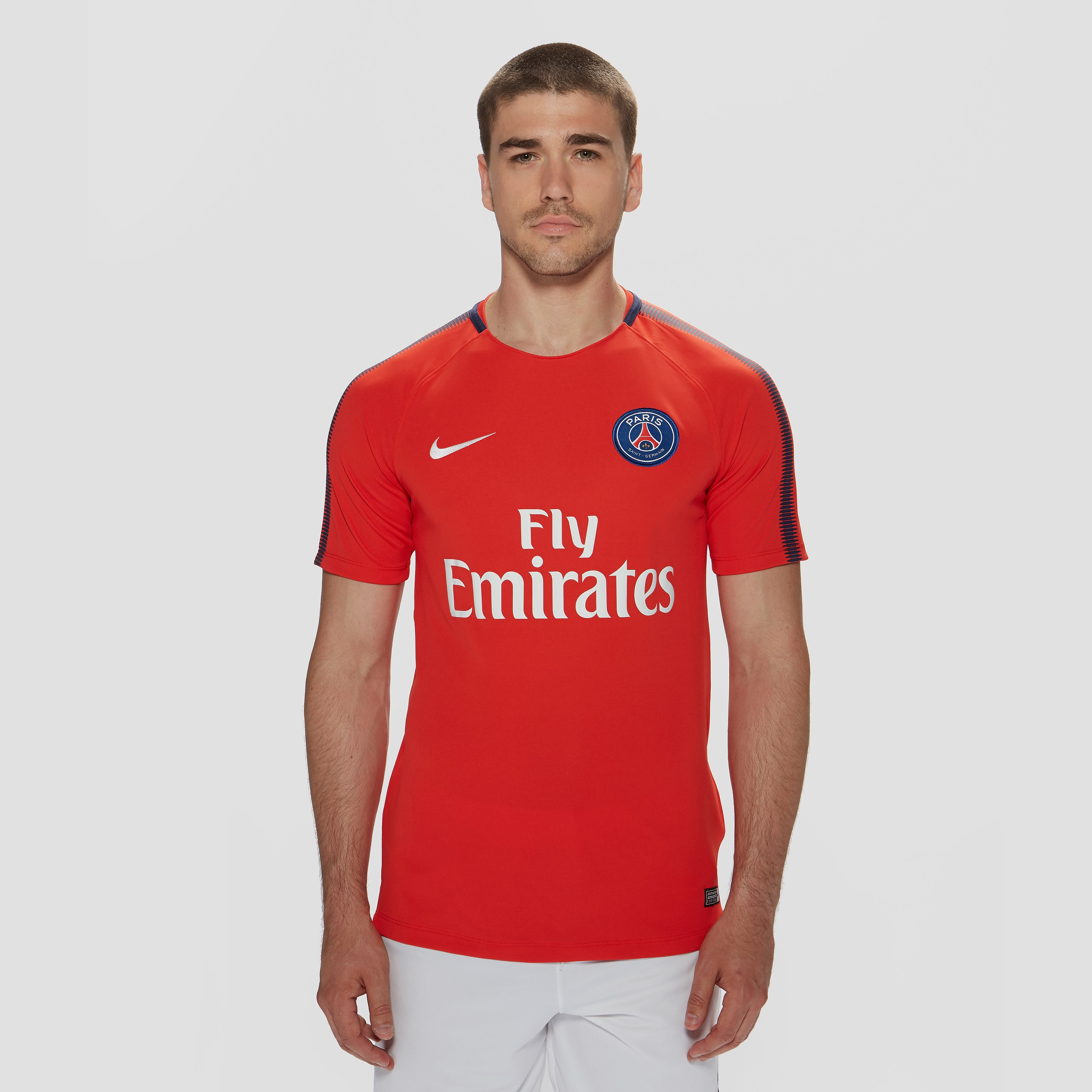Nike Paris Saint Germain 2017/18 Men's Training Shirt