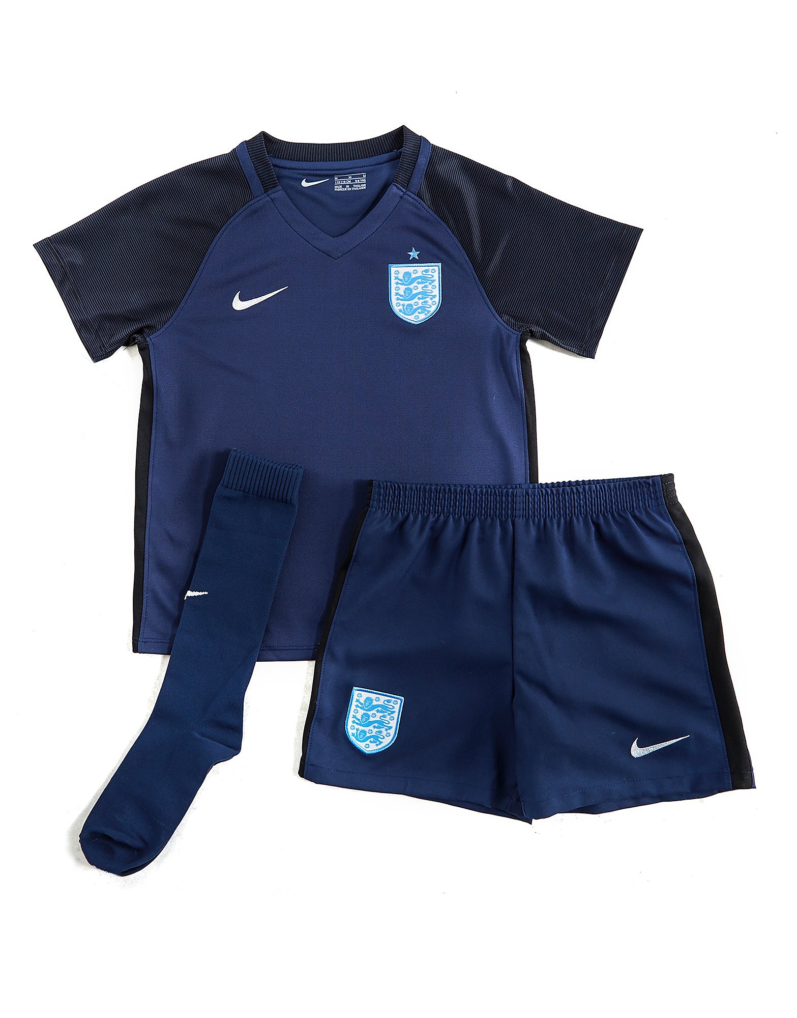 Nike England 2017/18 Children's Away Shirt