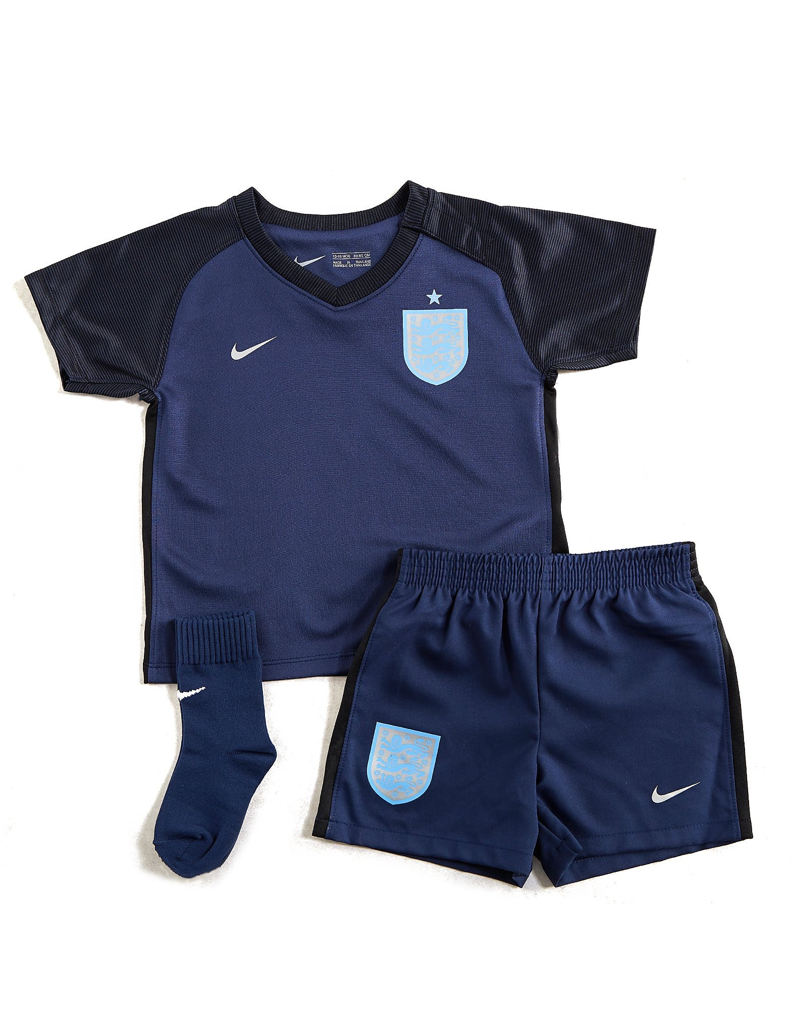 Nike England 2017/18 Infant Away Shirt