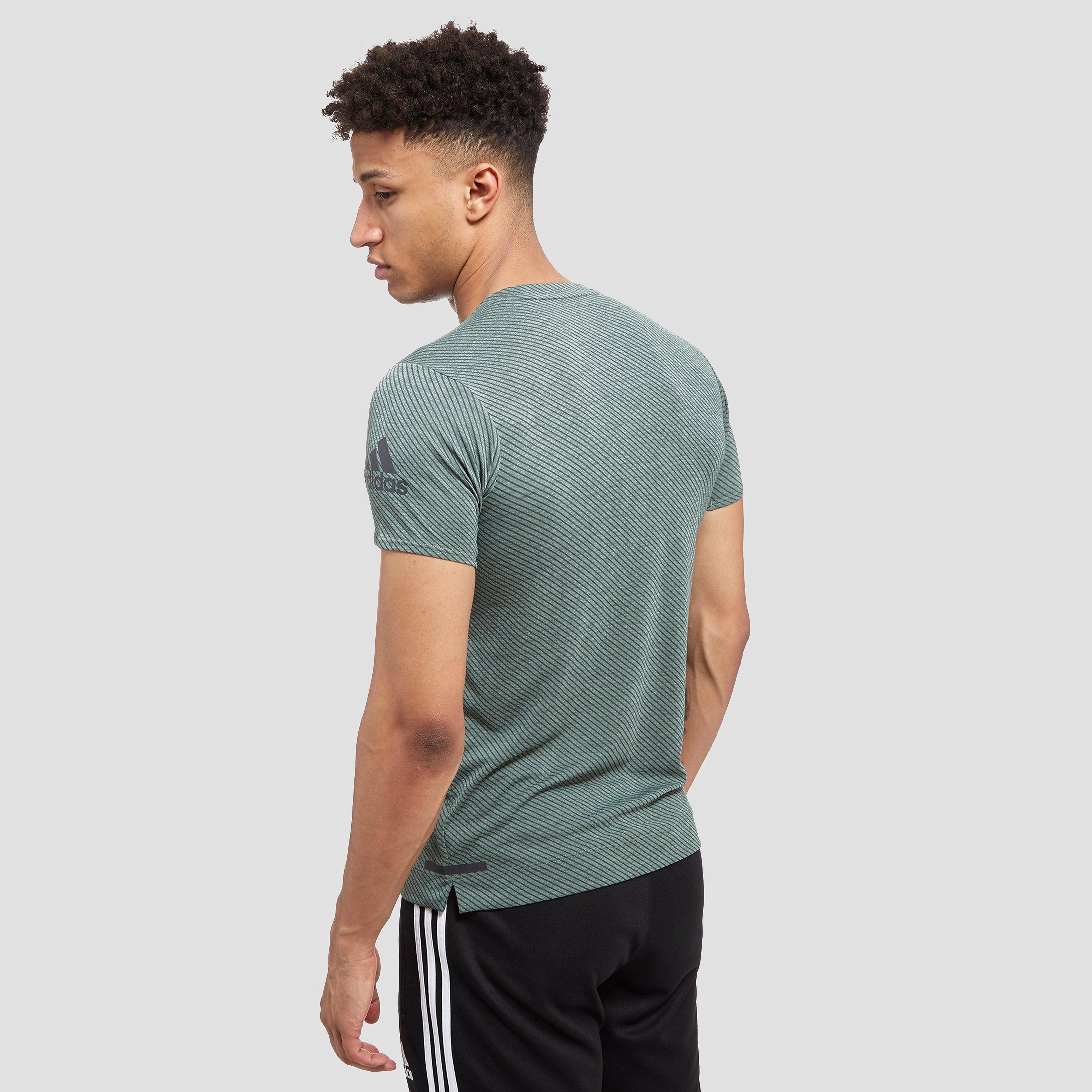 adidas Speed Stripes Freelift T-Shirt